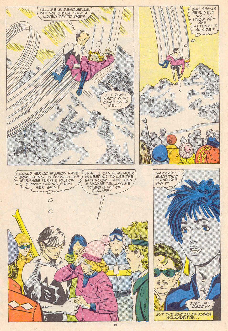 Read online Alpha Flight (1983) comic -  Issue #41 - 13