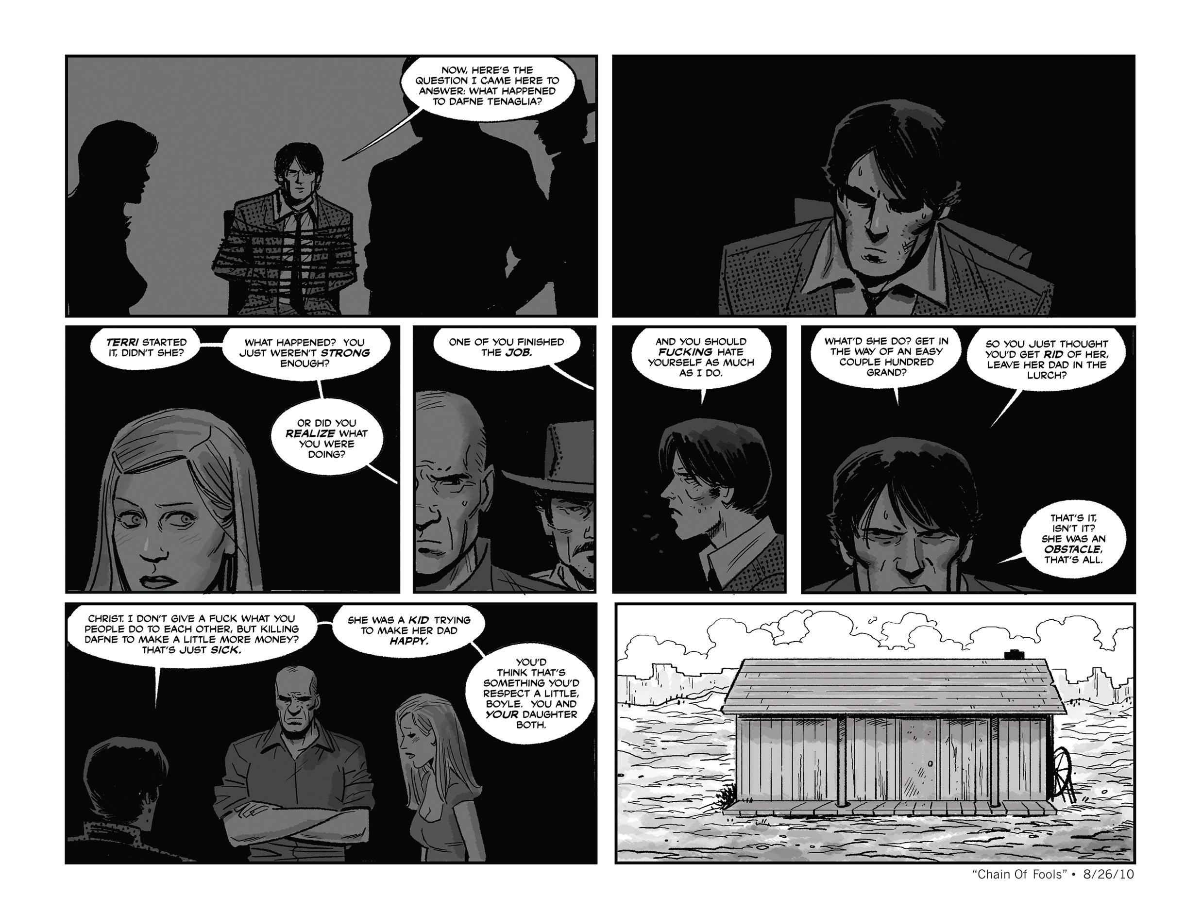Read online She Died In Terrebonne comic -  Issue #3 - 15