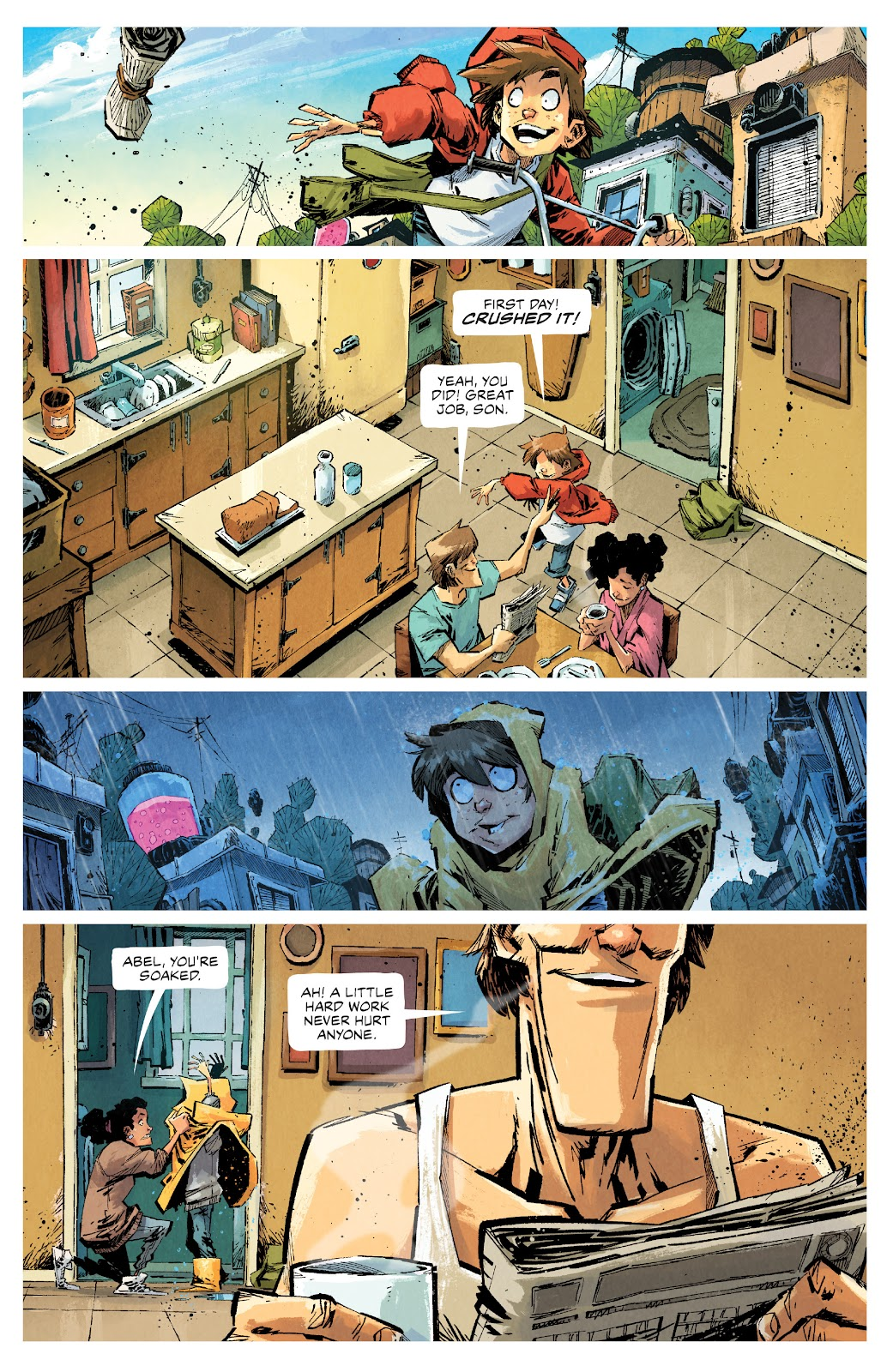 Read online Middlewest comic -  Issue #13 - 4