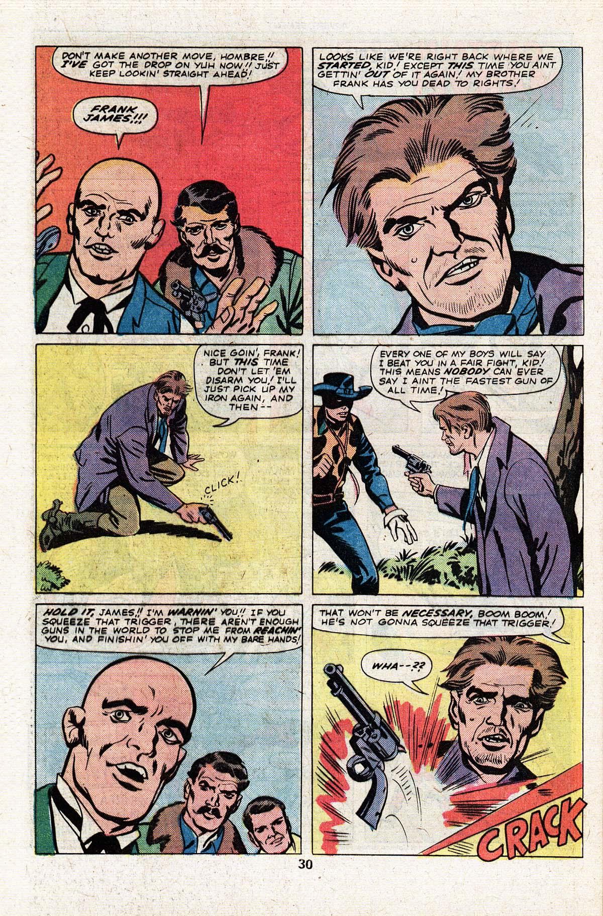 Read online Two-Gun Kid comic -  Issue #125 - 32