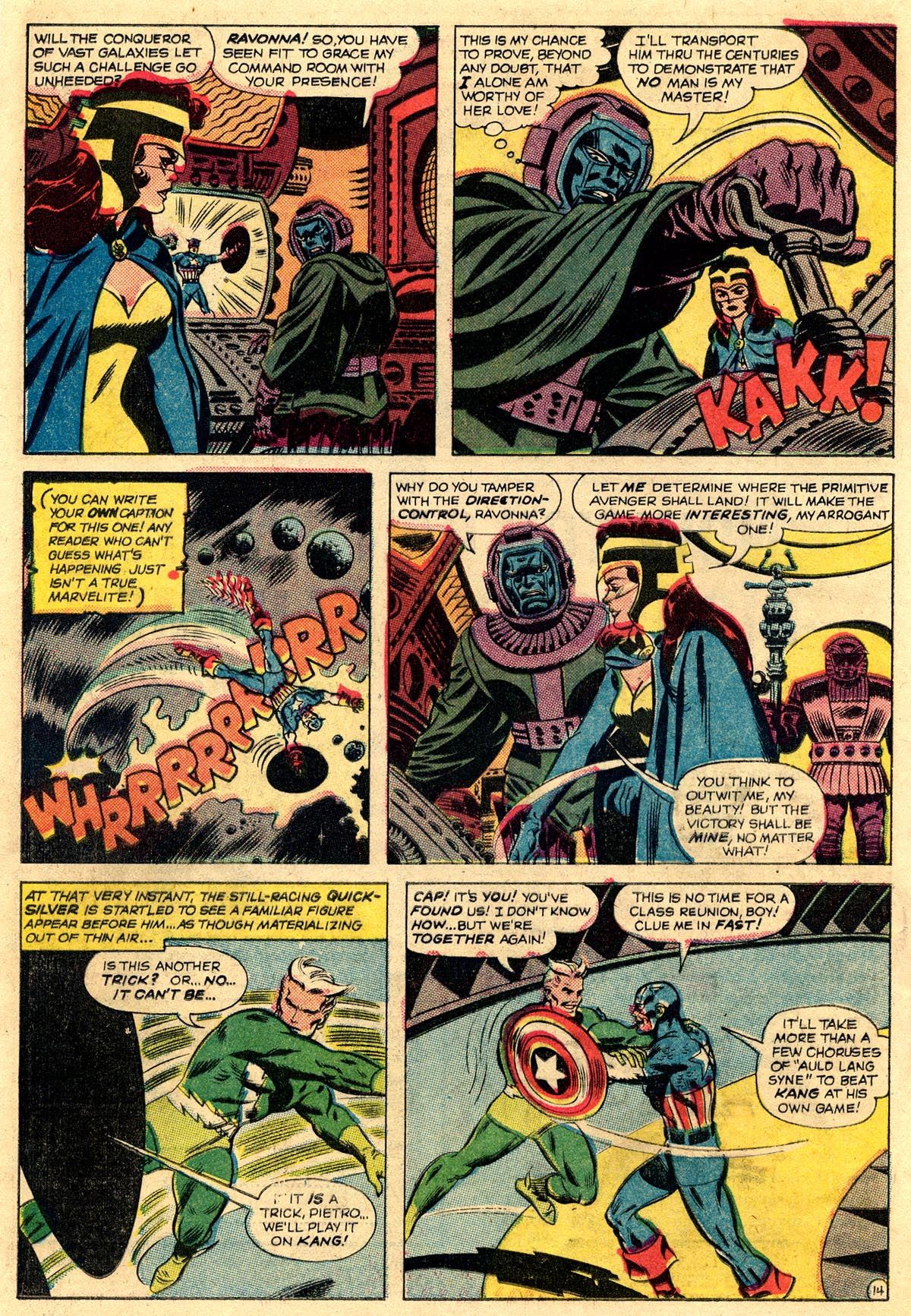 The Avengers (1963) 23 Page 19