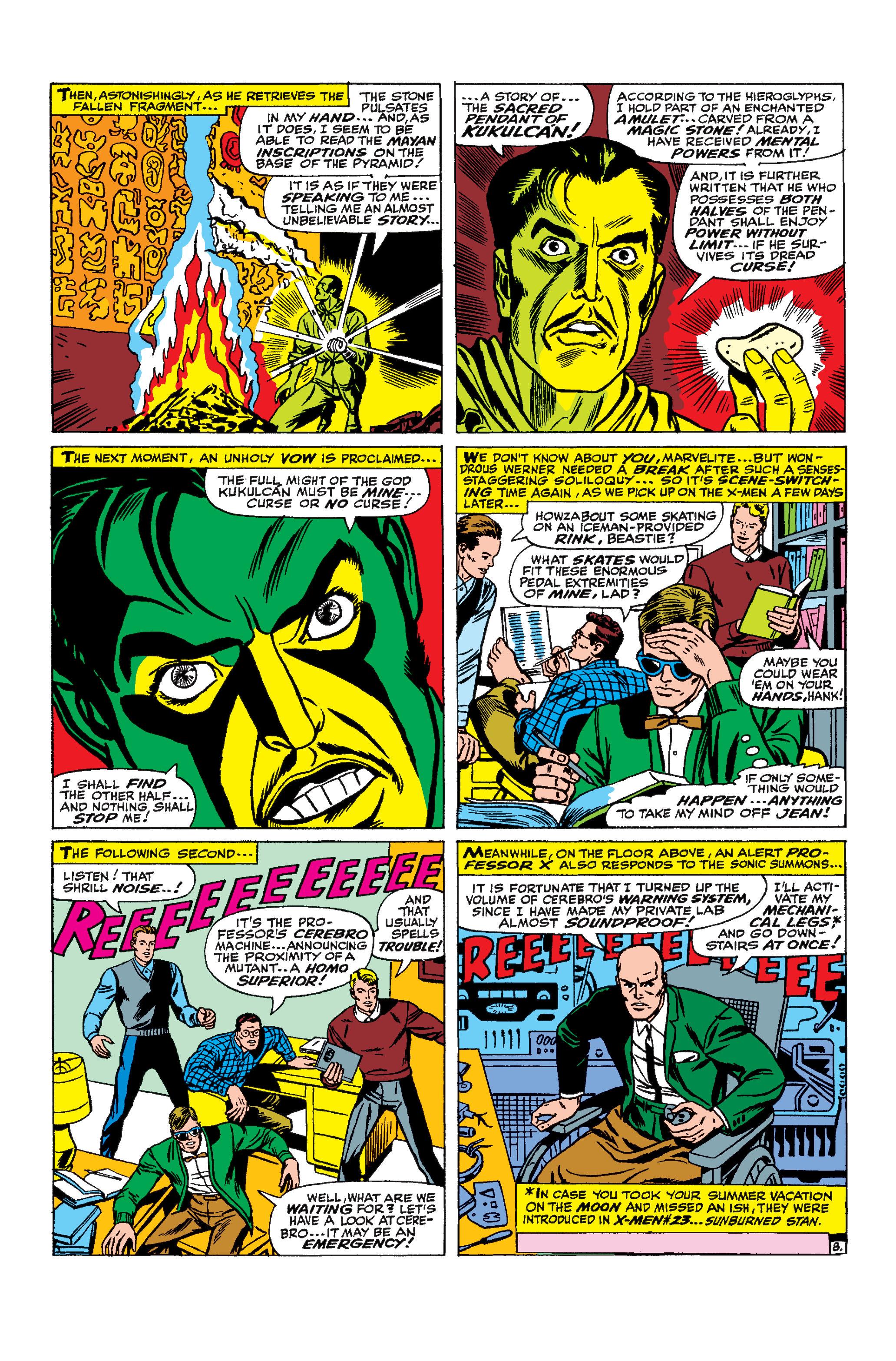 Uncanny X-Men (1963) 25 Page 8