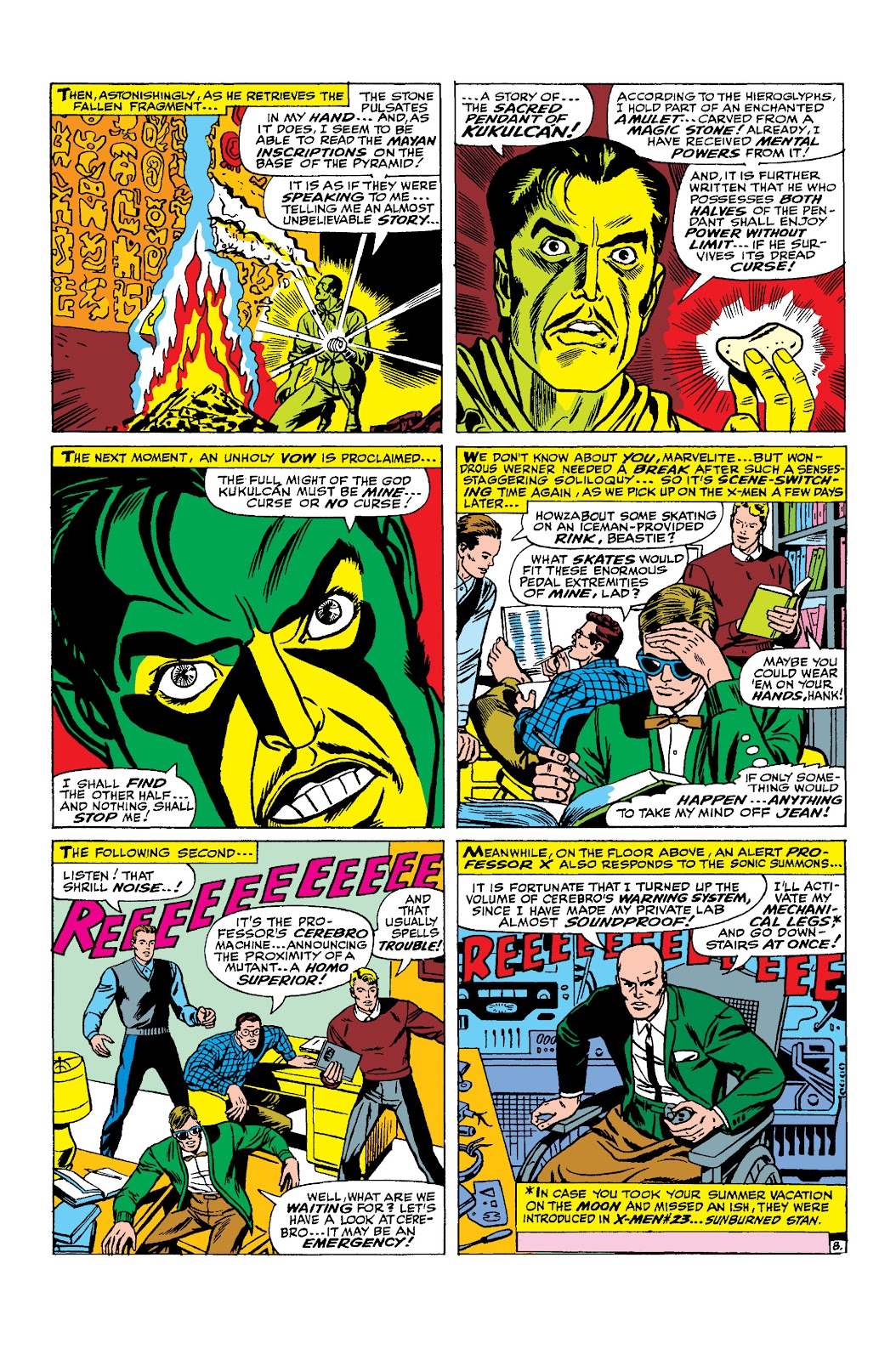 Uncanny X-Men (1963) issue 25 - Page 9