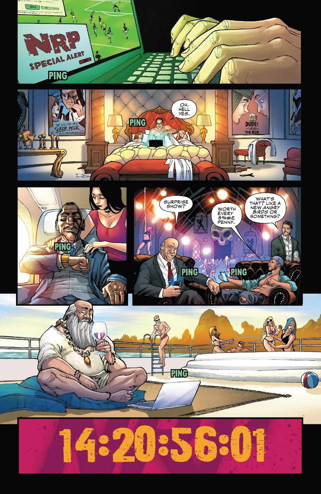 Read online Black Widow (2019) comic -  Issue #3 - 3