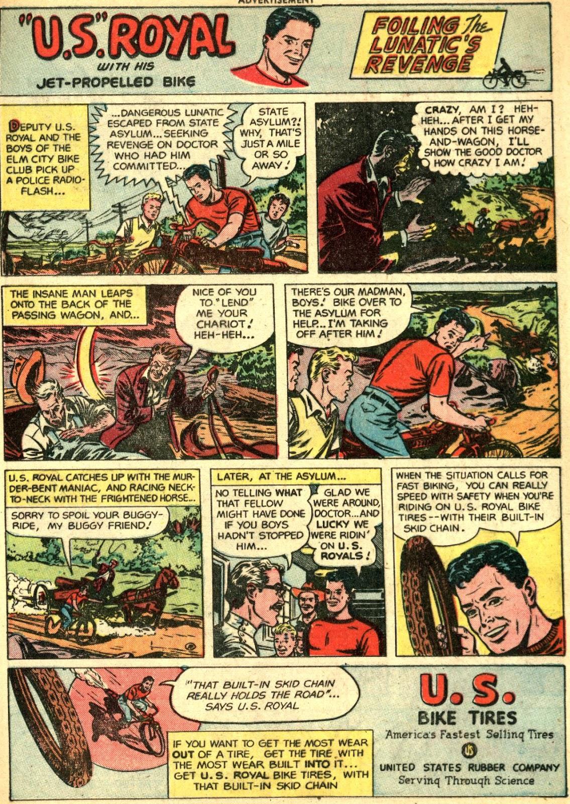 Comic Cavalcade issue 27 - Page 17