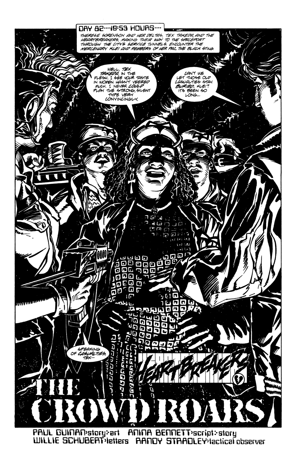 Dark Horse Presents (1986) Issue #37 #42 - English 3