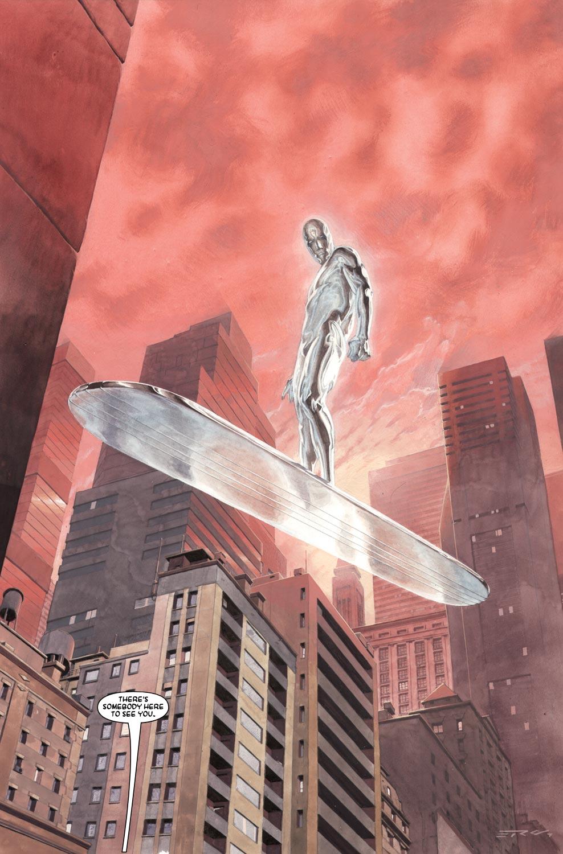 Read online Silver Surfer: Requiem comic -  Issue #1 - 7