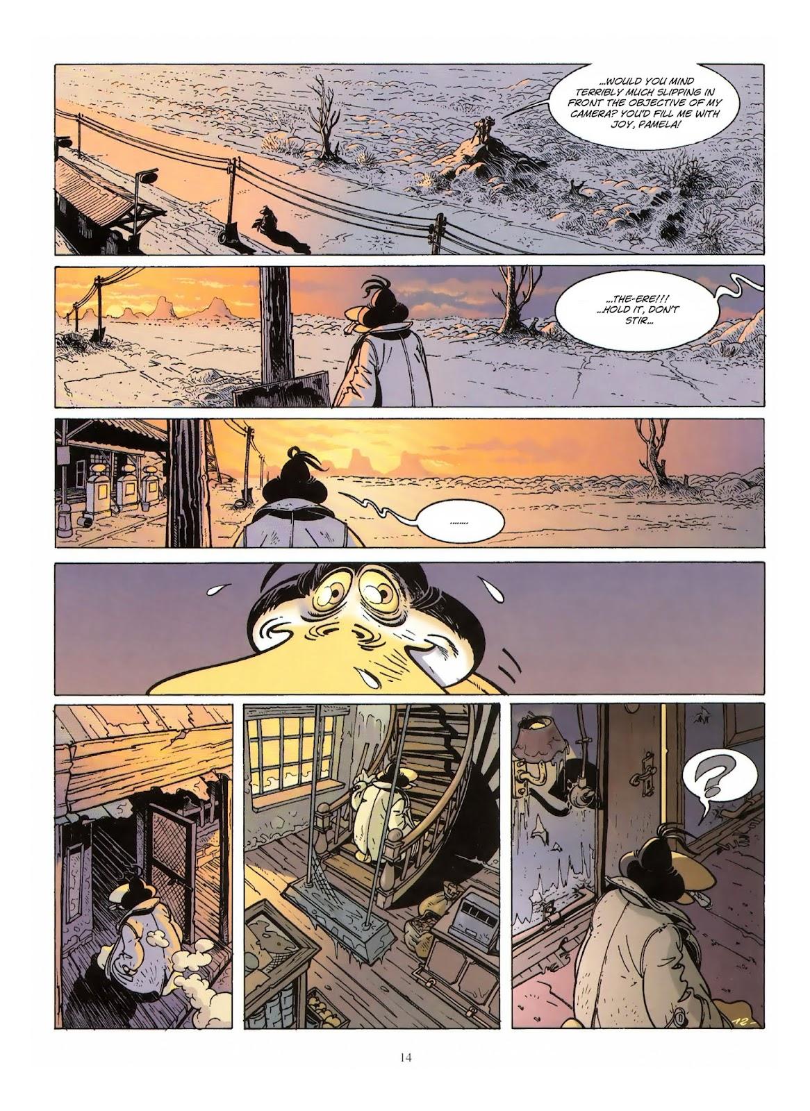 Une enquête de l'inspecteur Canardo issue 10 - Page 15