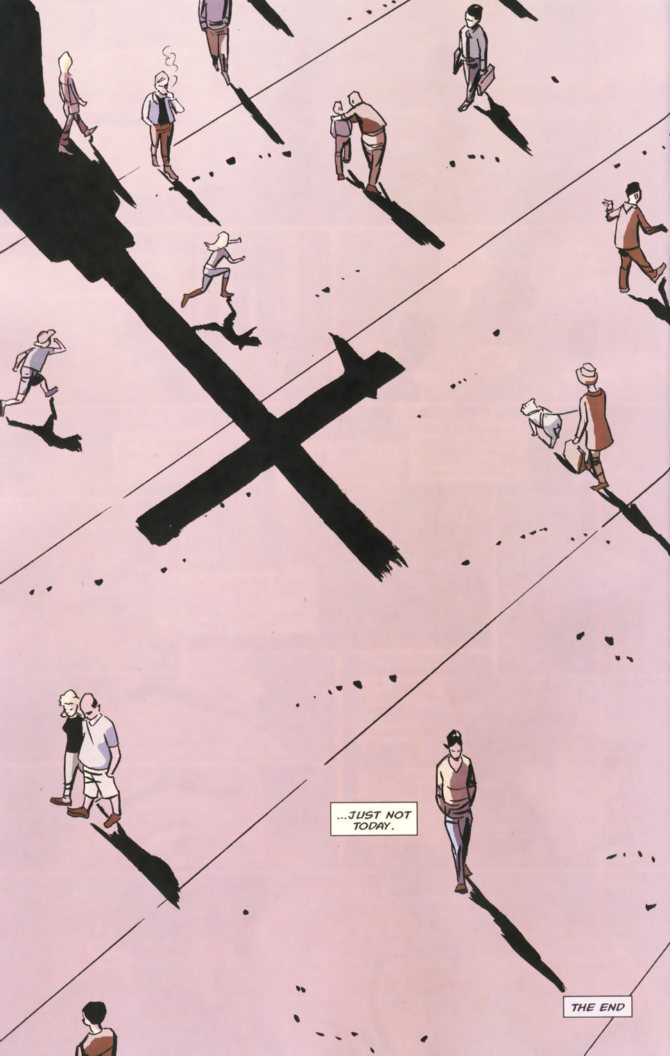 Human Target (2003) issue 3 - Page 23