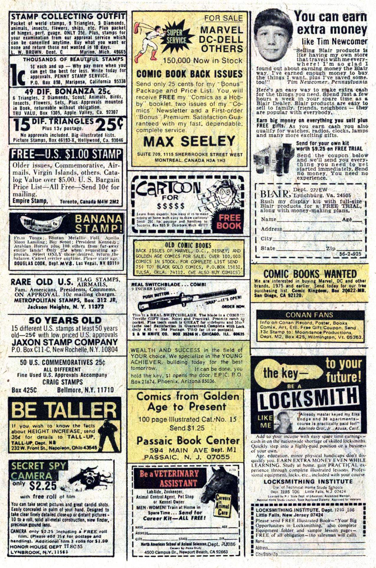 Read online Amazing Adventures (1970) comic -  Issue #39 - 26