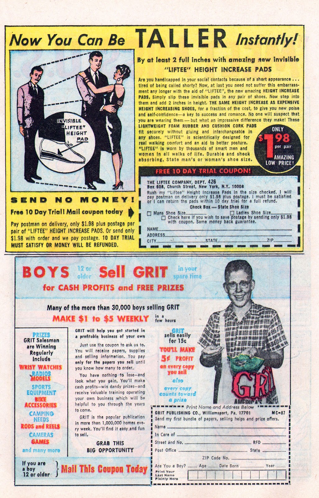 Read online Millie the Model comic -  Issue # Annual 6 - 45