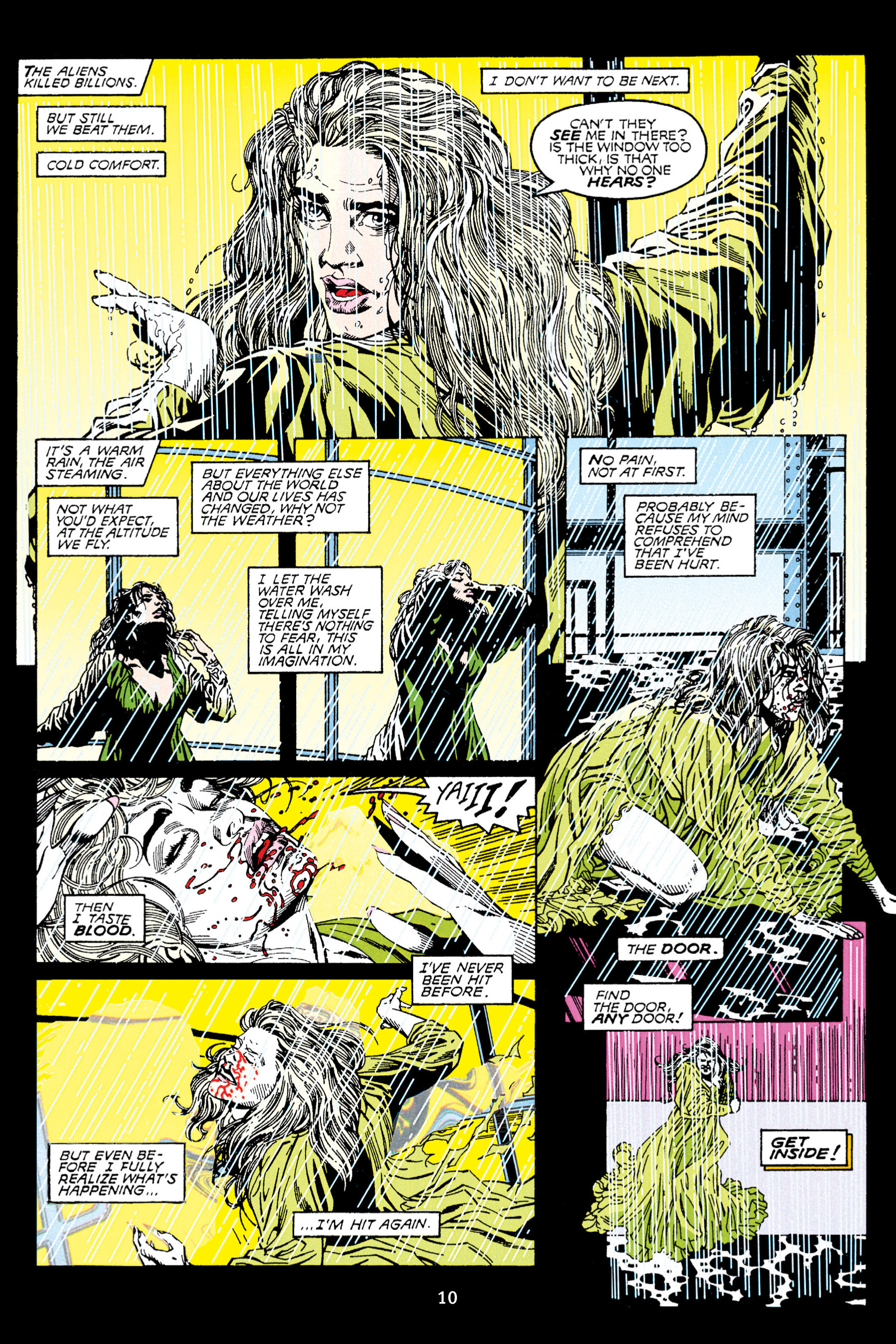 Read online Aliens vs. Predator Omnibus comic -  Issue # _TPB 2 Part 1 - 10