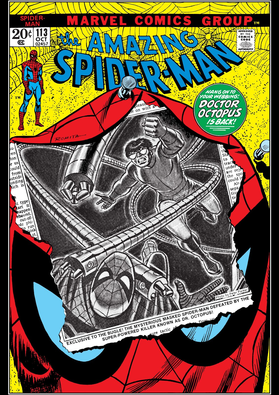 The Amazing Spider-Man (1963) 113 Page 1