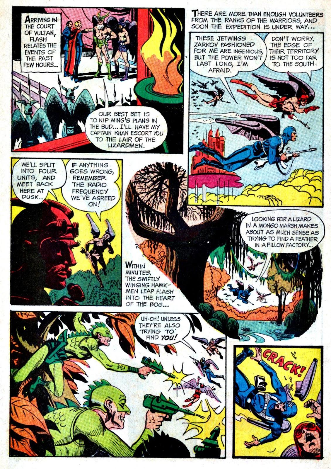 Flash Gordon (1966) issue 3 - Page 5