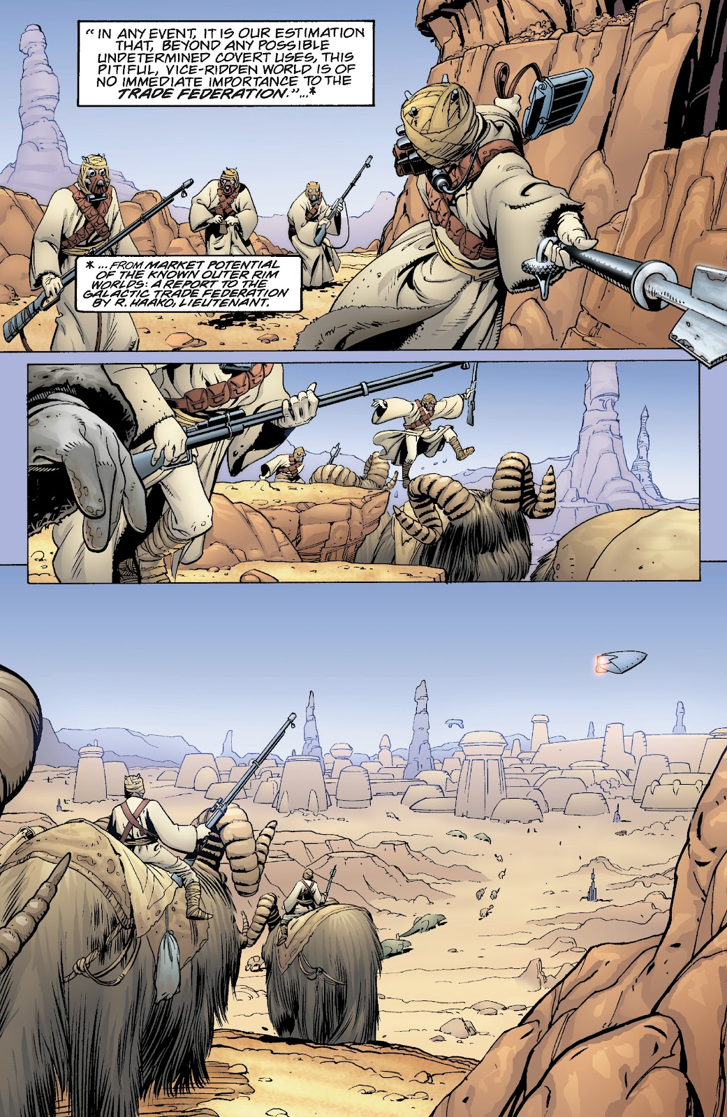 Read online Star Wars Legends: Rise of the Sith - Epic Collection comic -  Issue # TPB 2 (Part 4) - 43
