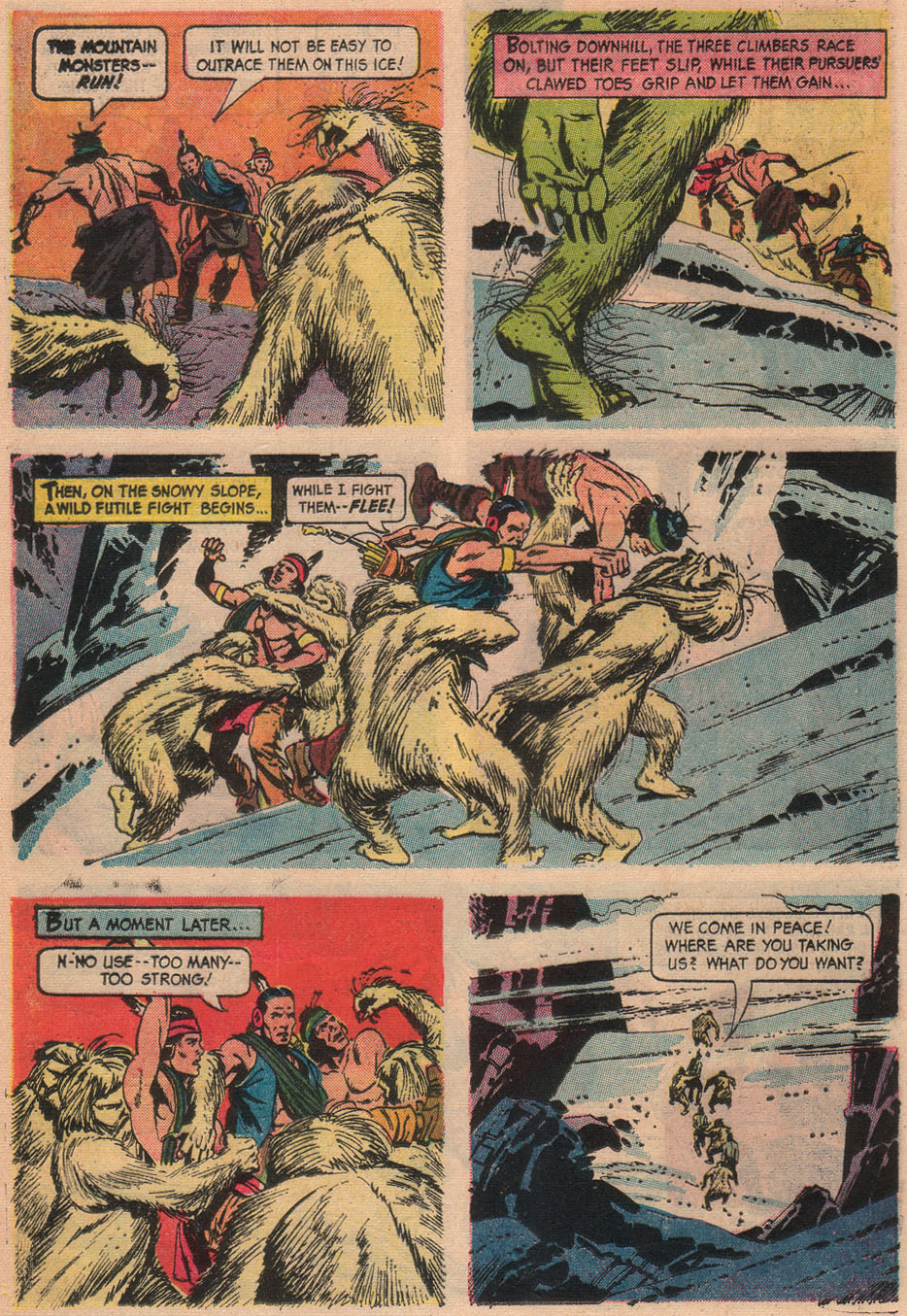 Read online Turok, Son of Stone comic -  Issue #48 - 12