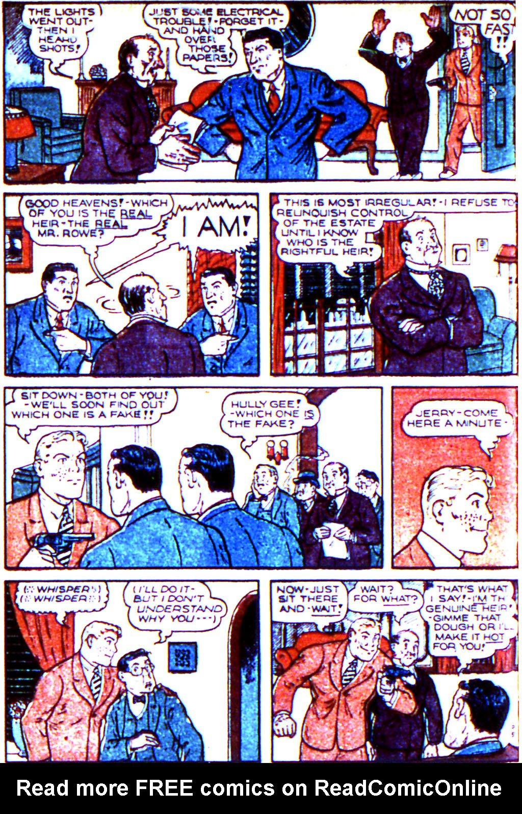 Read online Adventure Comics (1938) comic -  Issue #44 - 32