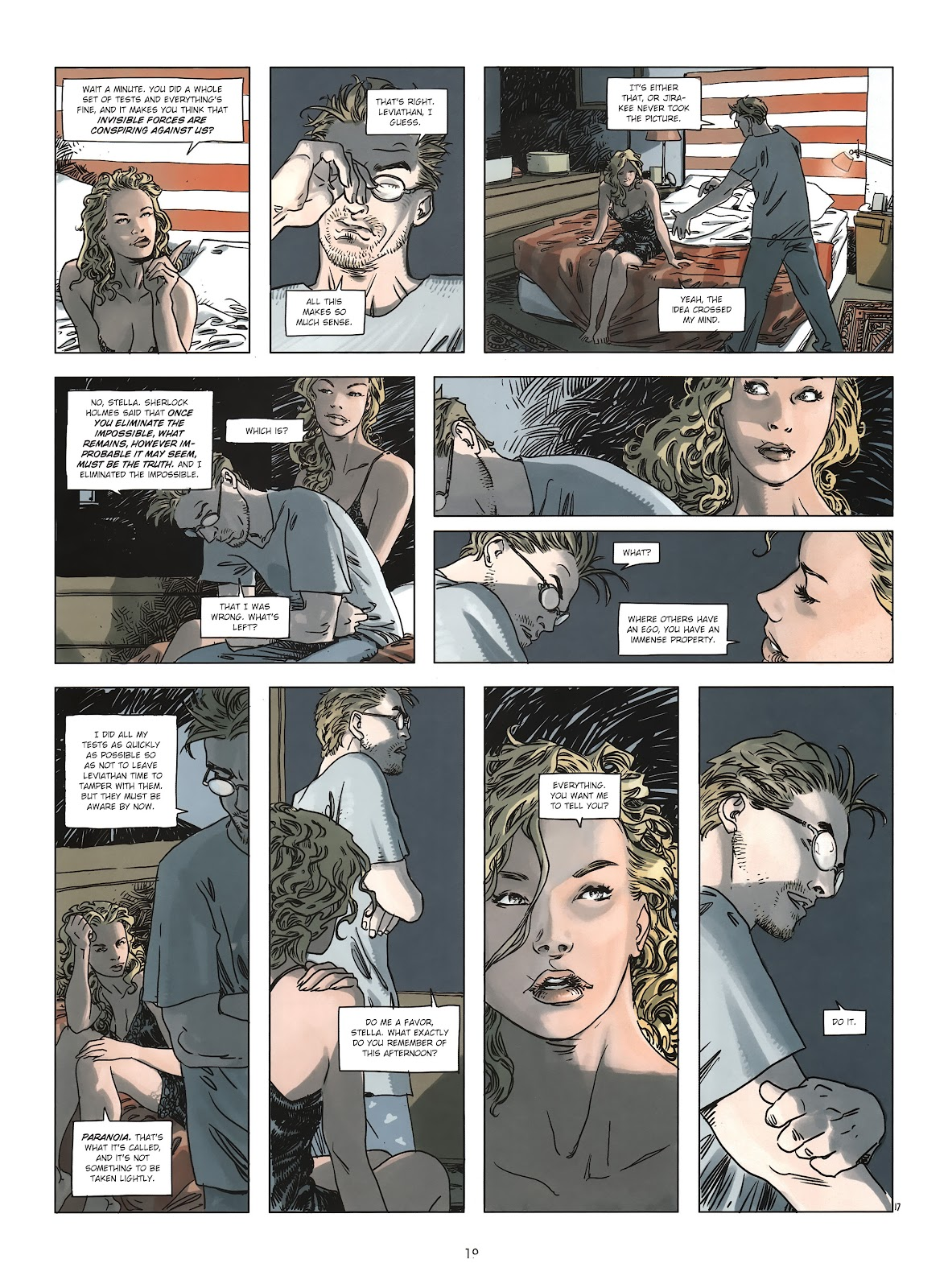 Read online Cutting Edge (2013) comic -  Issue #2 - 19