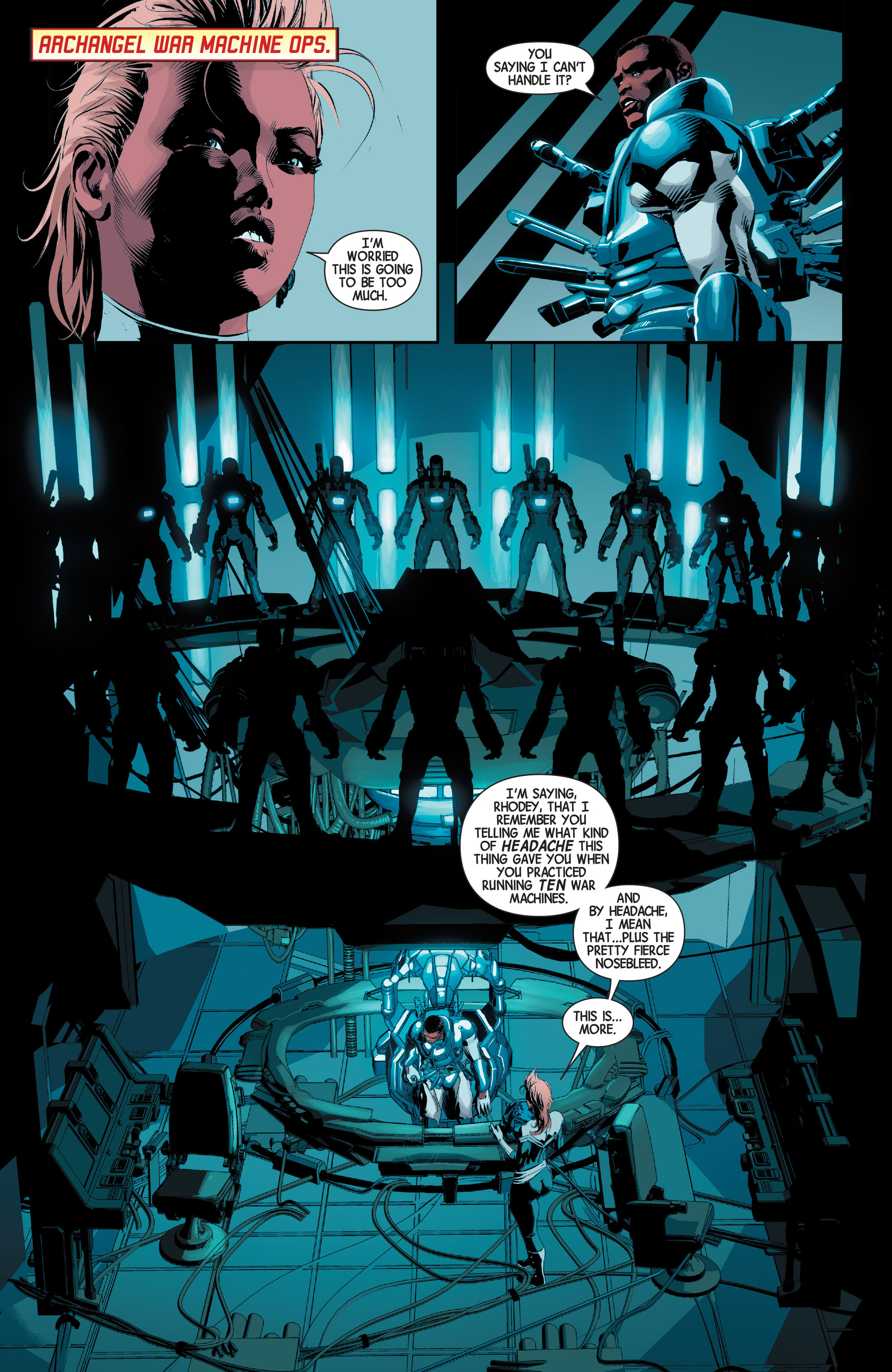 Read online Avengers (2013) comic -  Issue #39 - 11