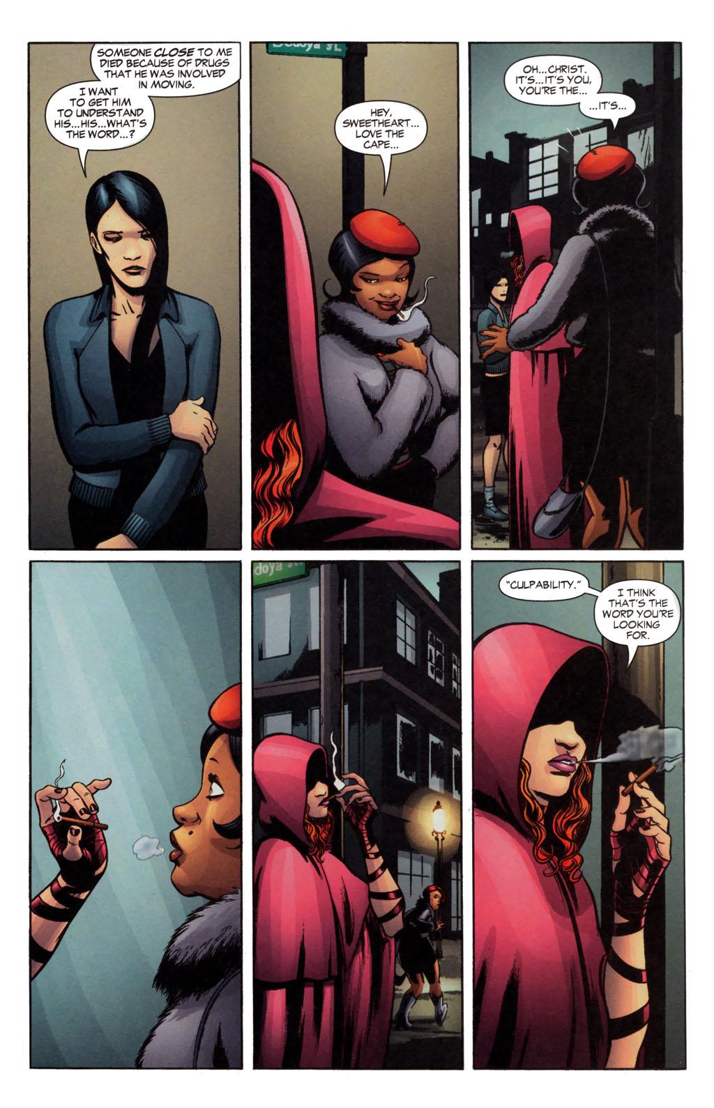 Read online Fallen Angel (2003) comic -  Issue #13 - 12