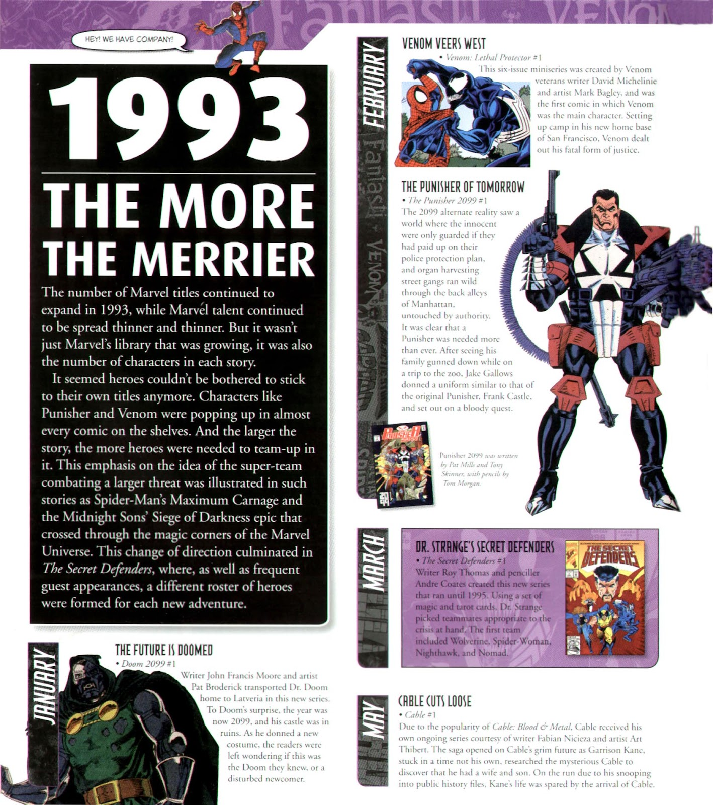 Read online Marvel Chronicle comic -  Issue # TPB (Part 3) - 51