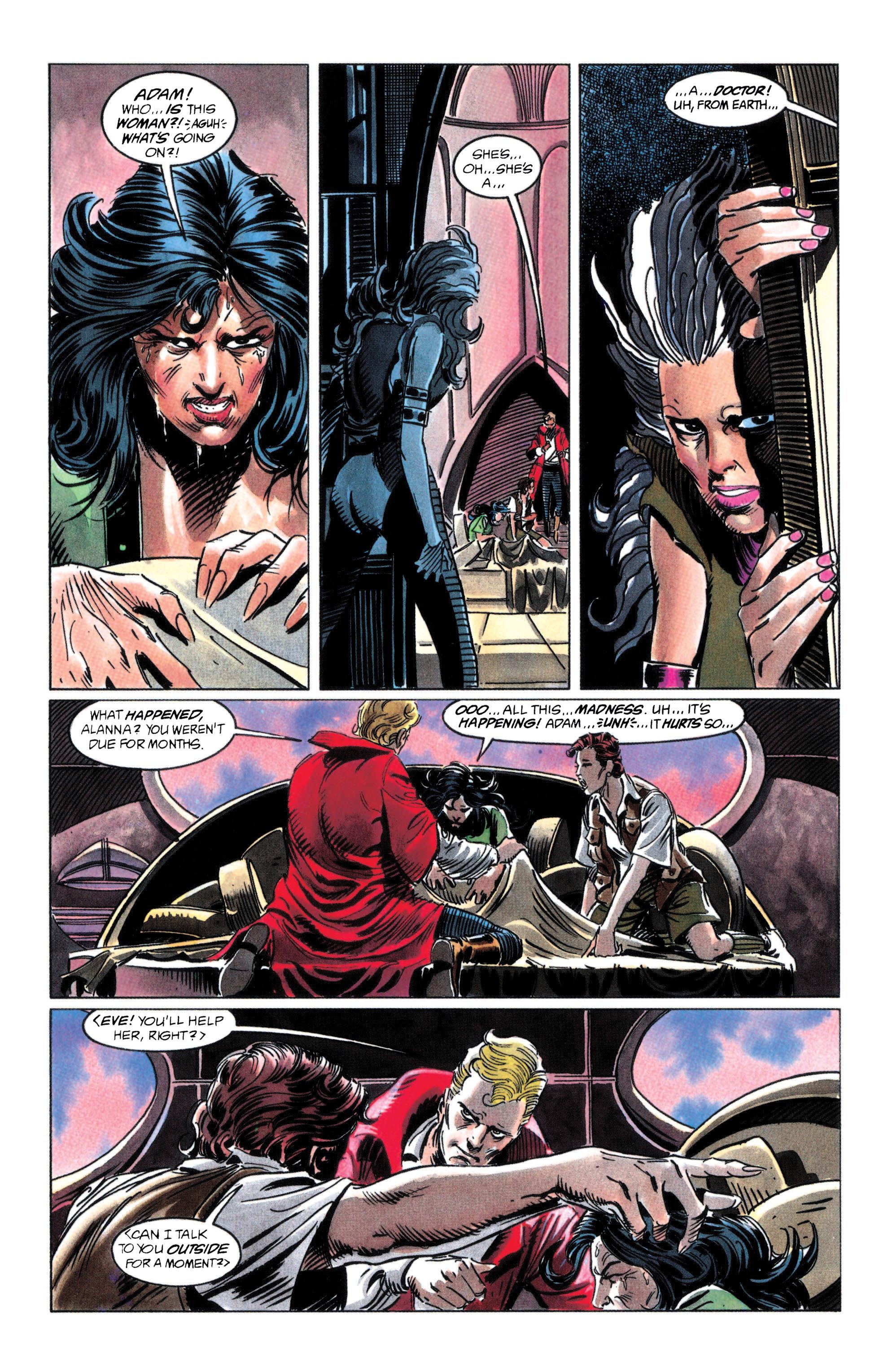 Read online Adam Strange (1990) comic -  Issue #3 - 14