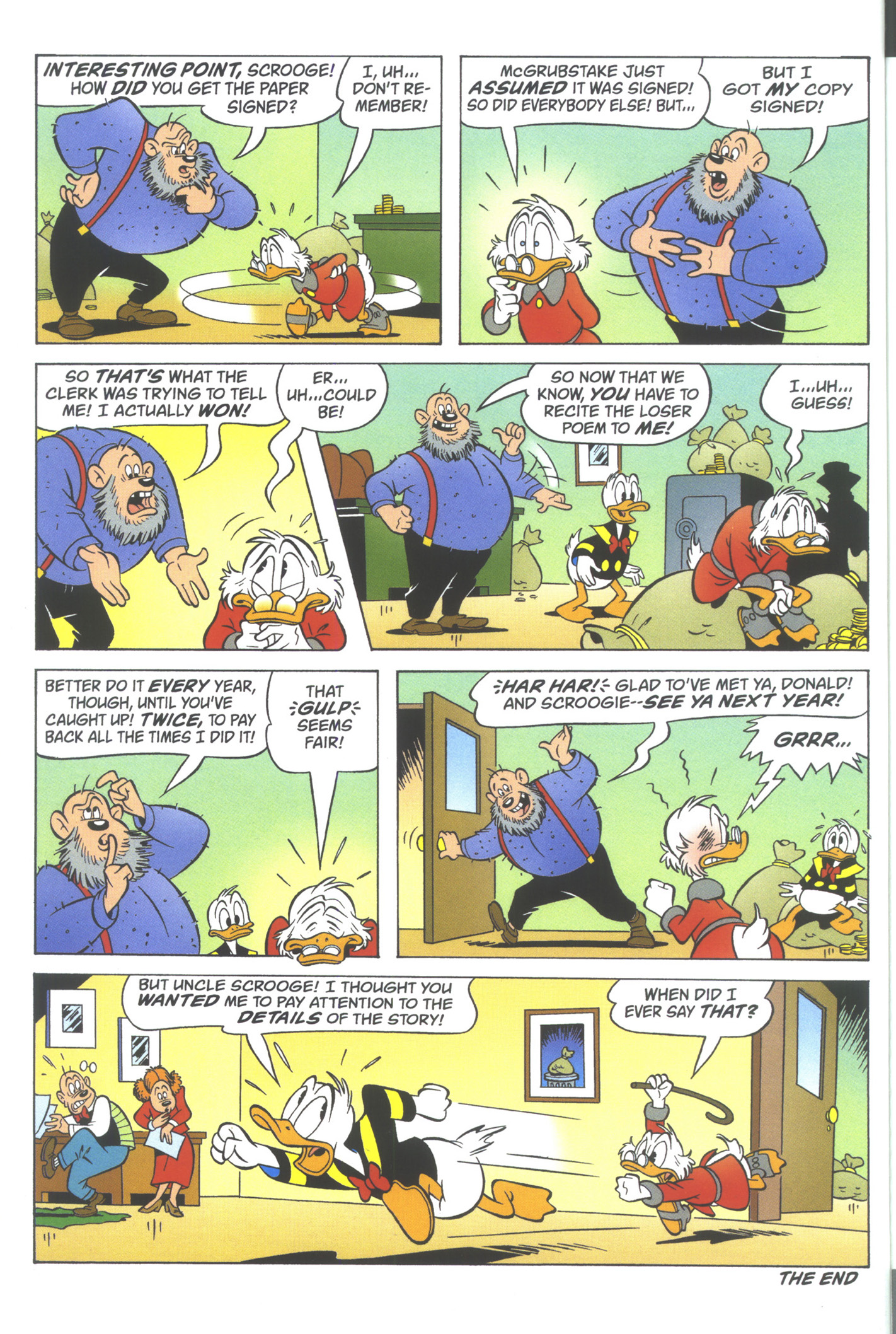 Read online Uncle Scrooge (1953) comic -  Issue #361 - 66