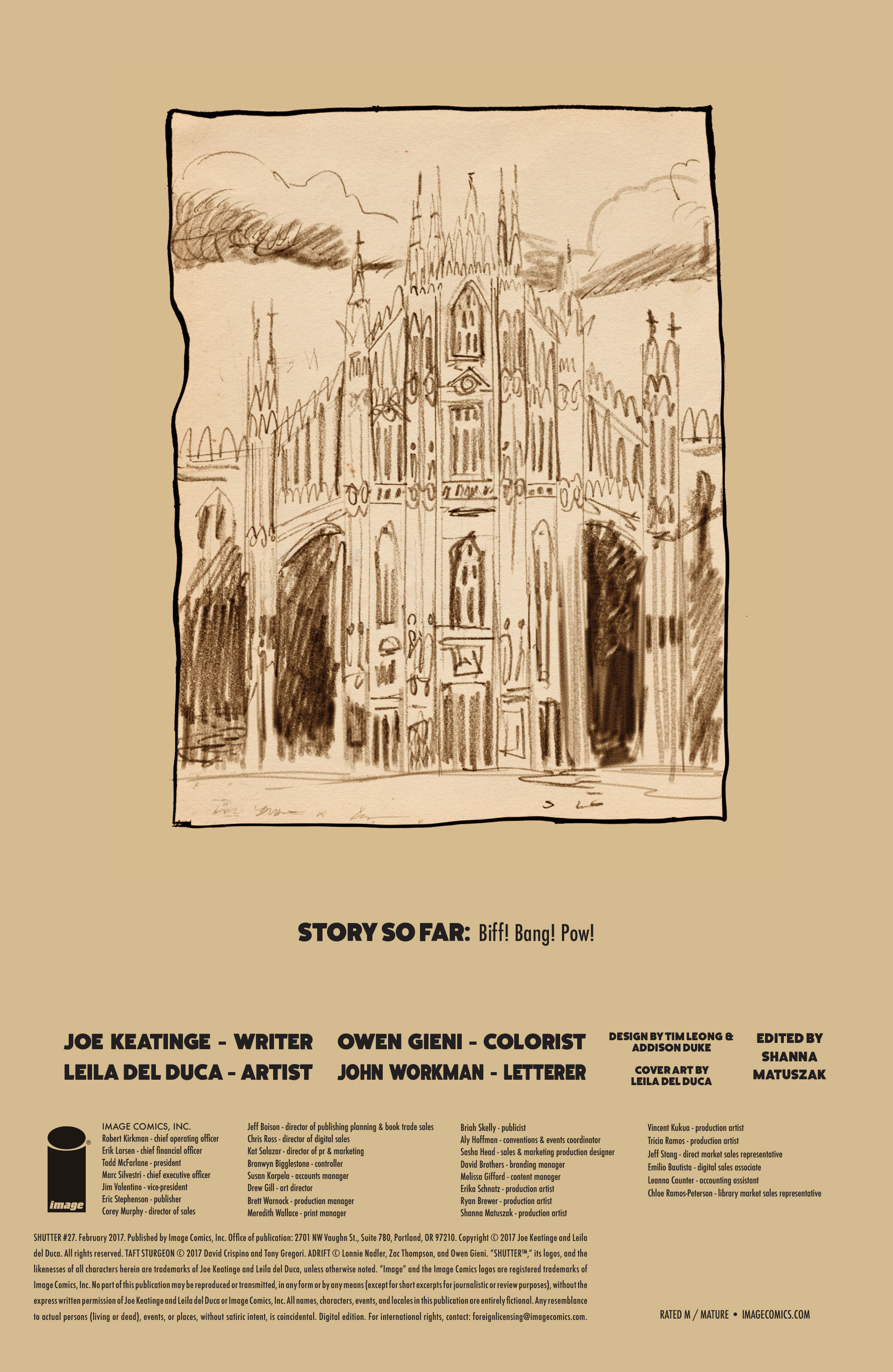 Read online Shutter comic -  Issue #27 - 30