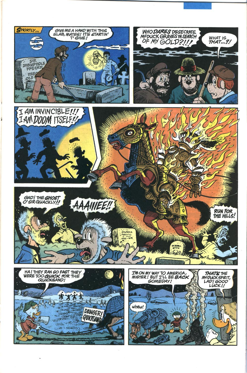 Read online Uncle Scrooge (1953) comic -  Issue #285 - 14