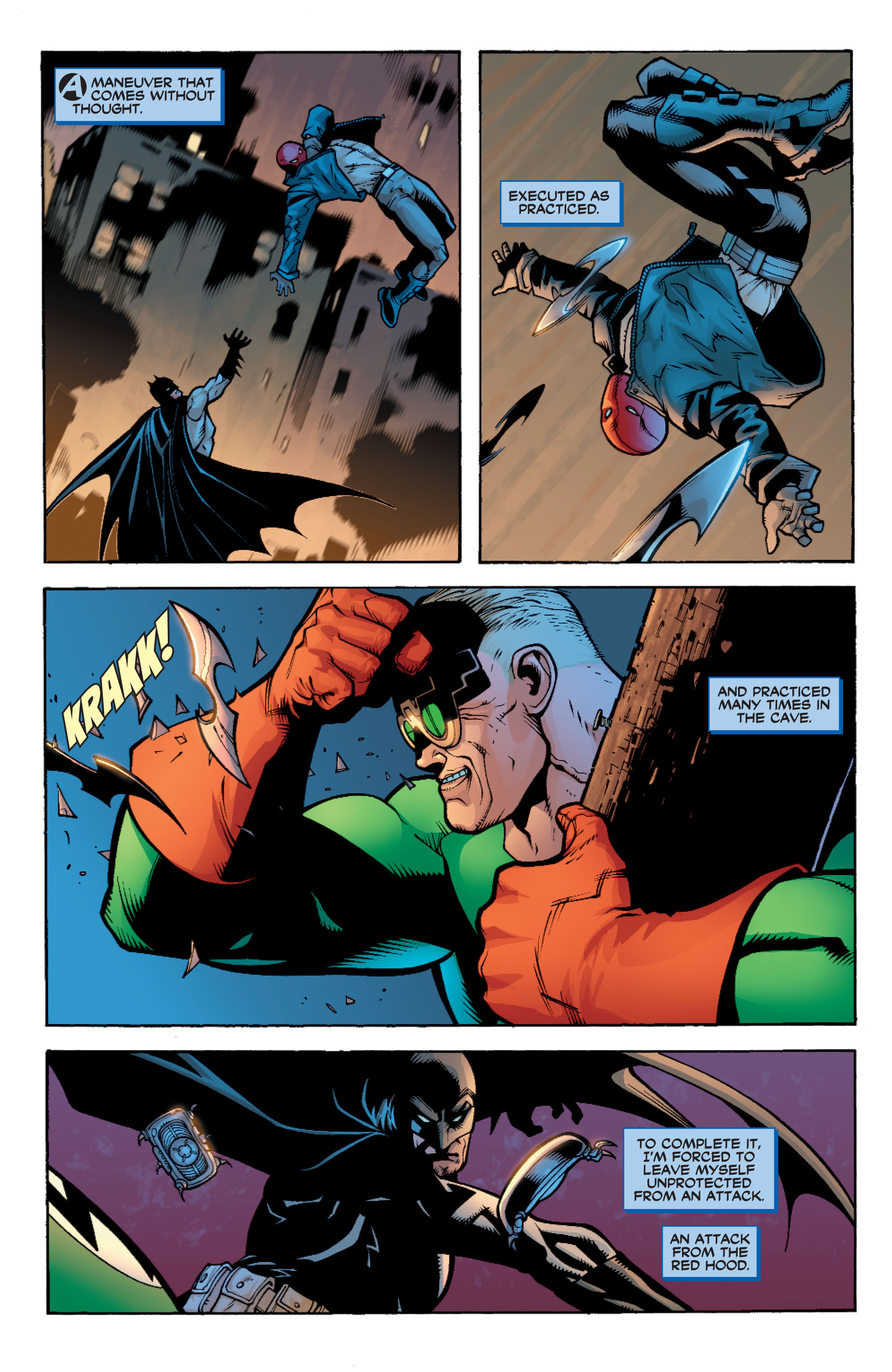 Read online Batman: Under The Red Hood comic -  Issue # Full - 236