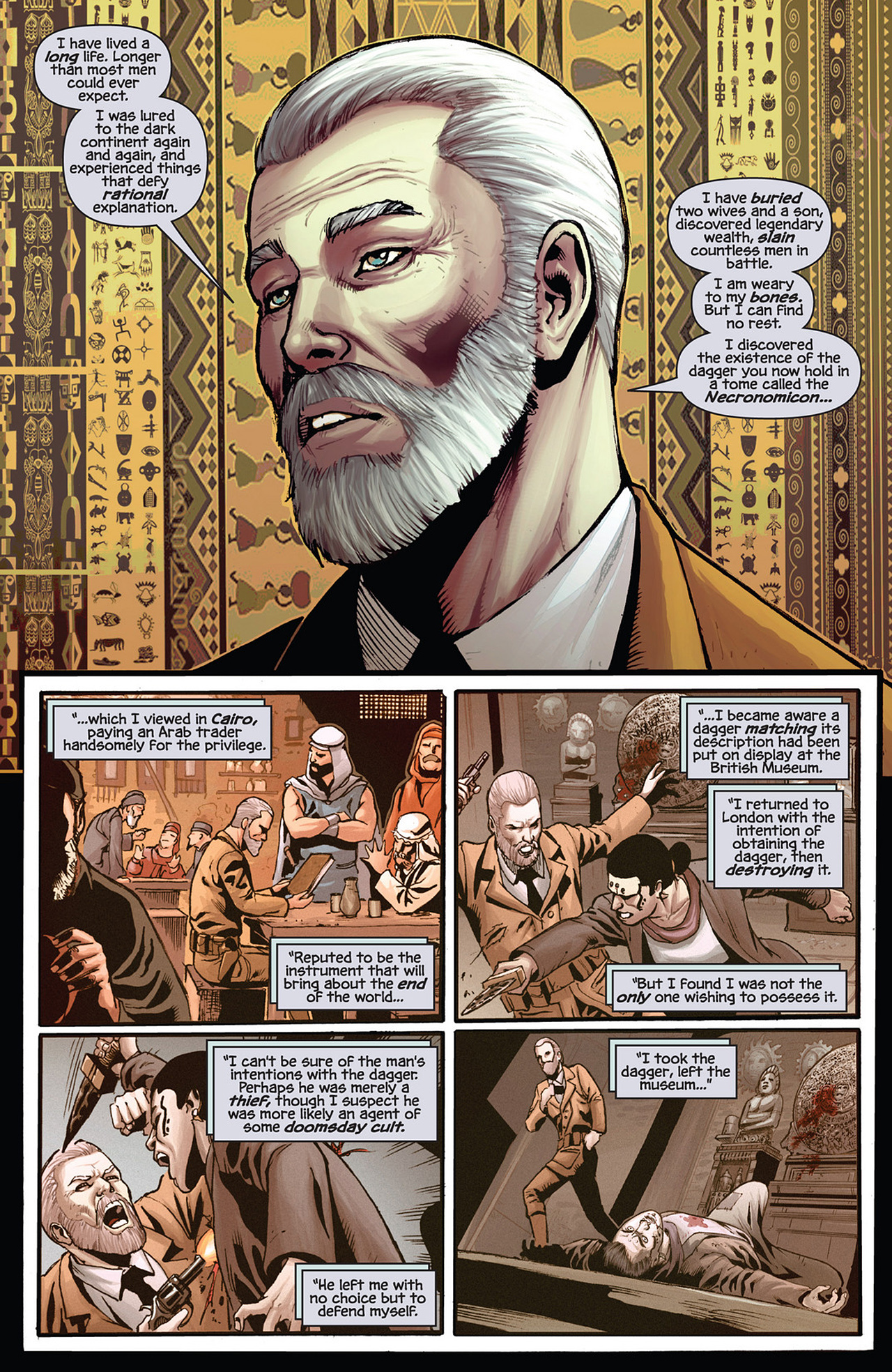 Read online Prophecy comic -  Issue #5 - 4