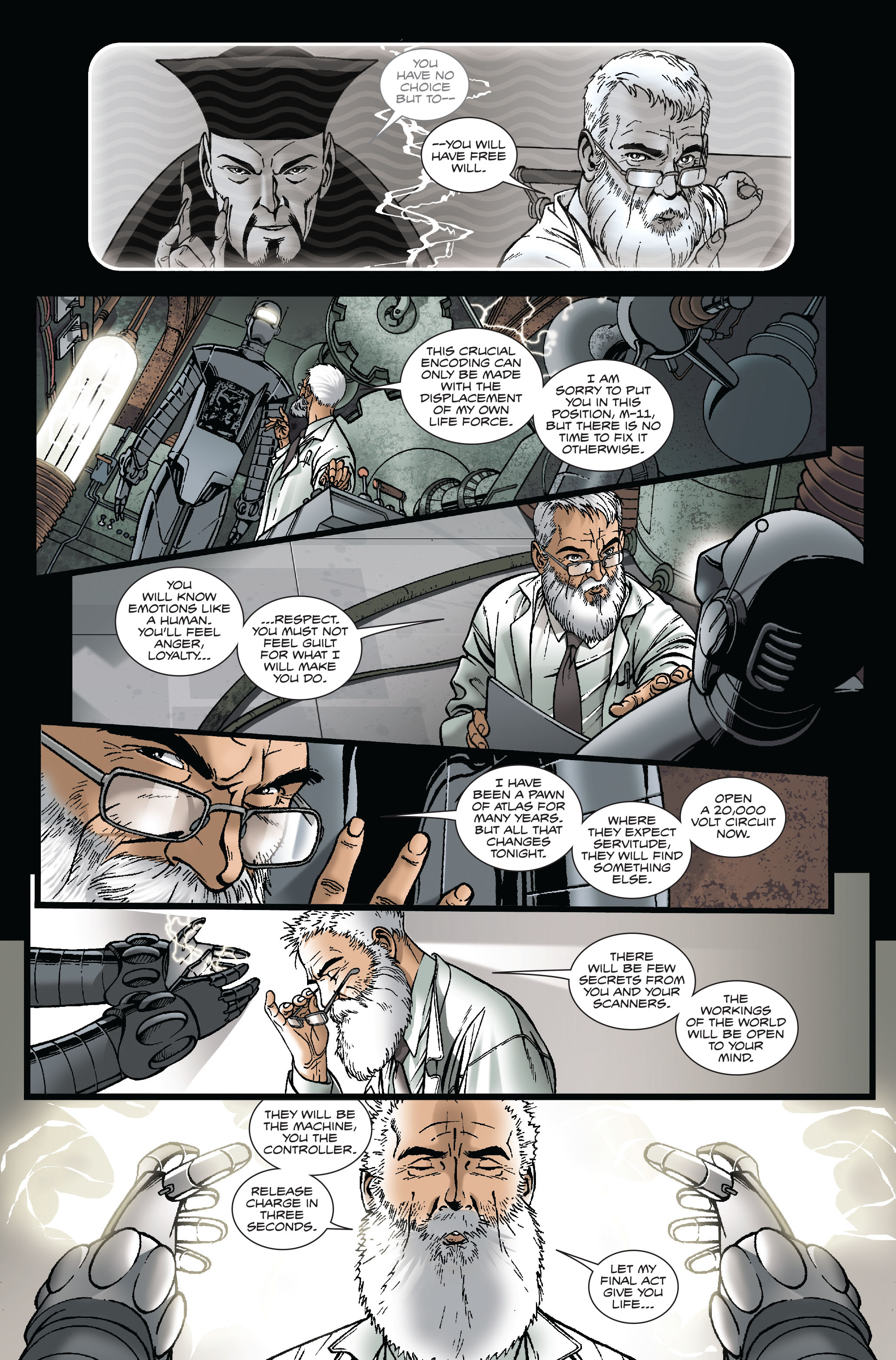 Read online Atlas comic -  Issue #Atlas _TPB - 123