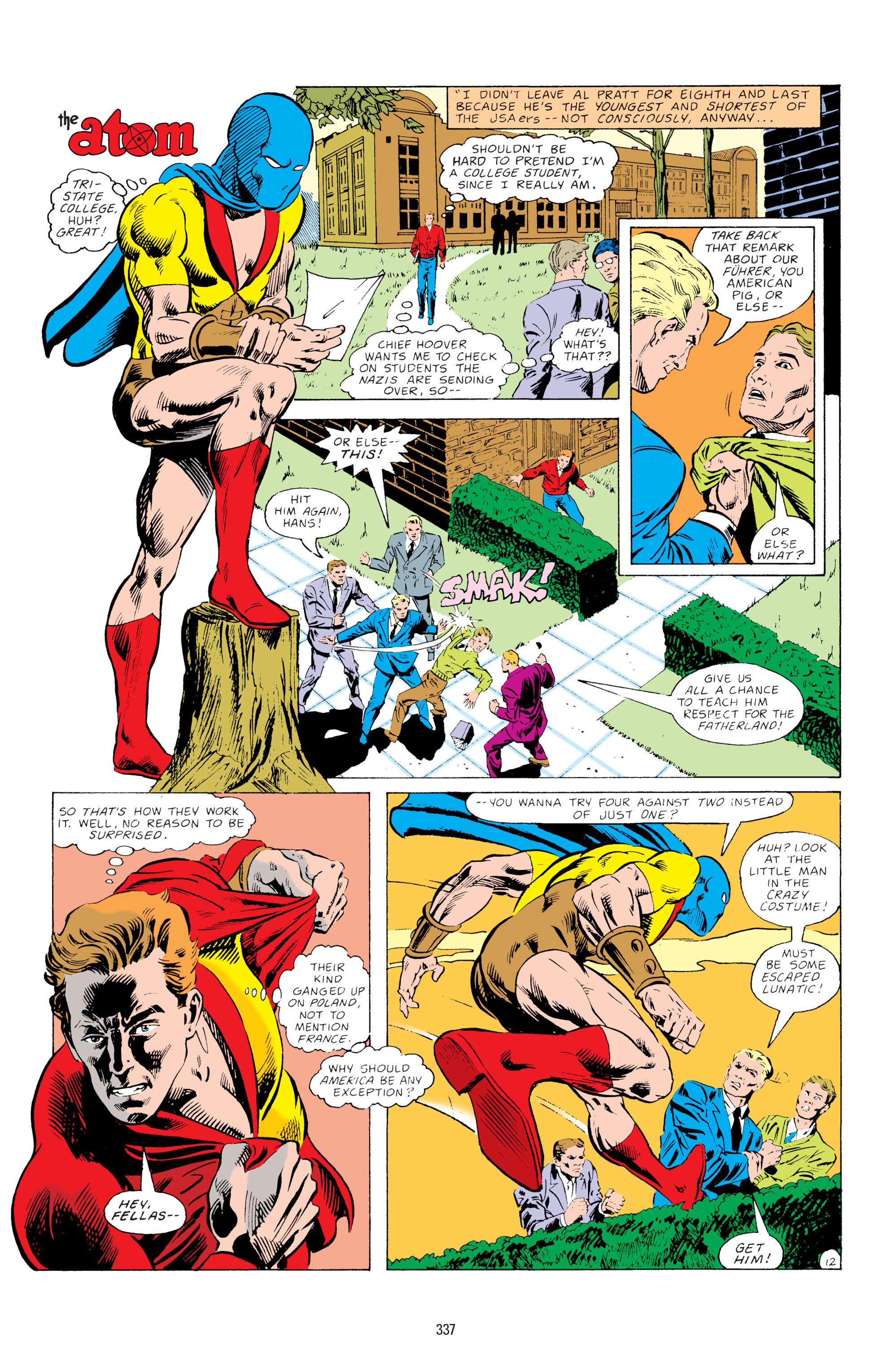 Read online All-Star Squadron comic -  Issue #67 - 13