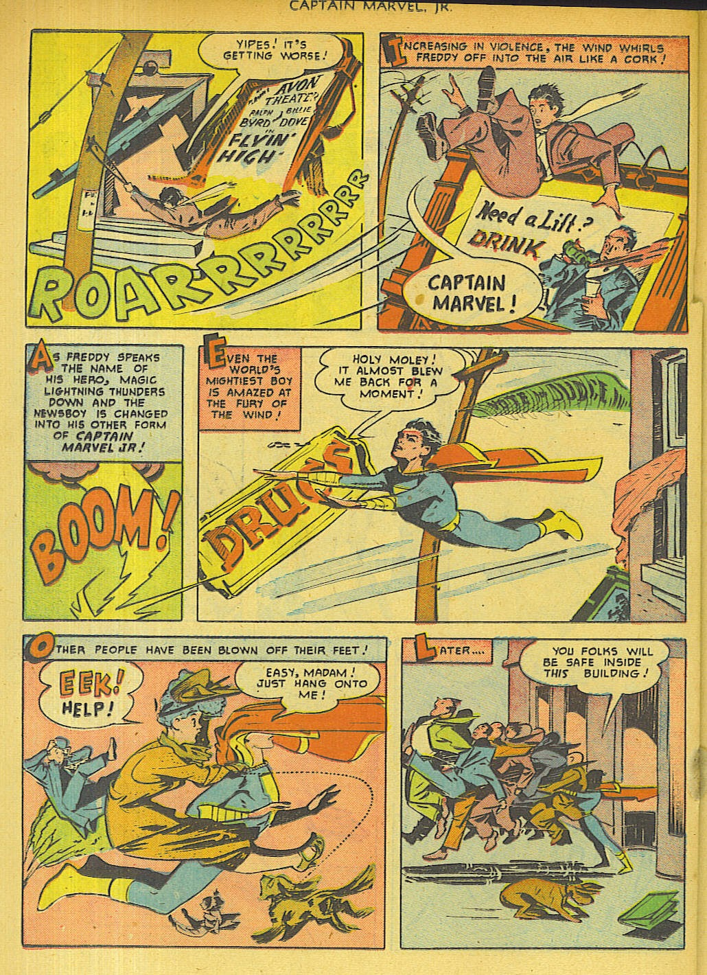 Captain Marvel, Jr. issue 96 - Page 28