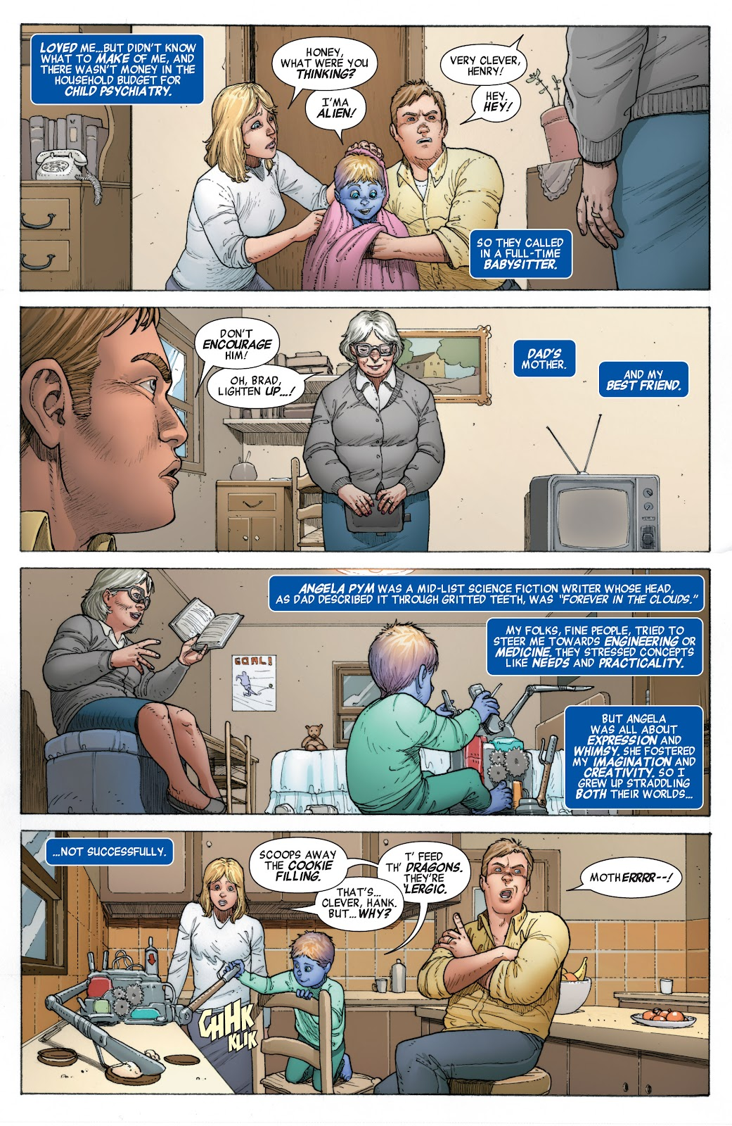 Read online Age of Ultron Companion comic -  Issue # TPB (Part 2) - 86