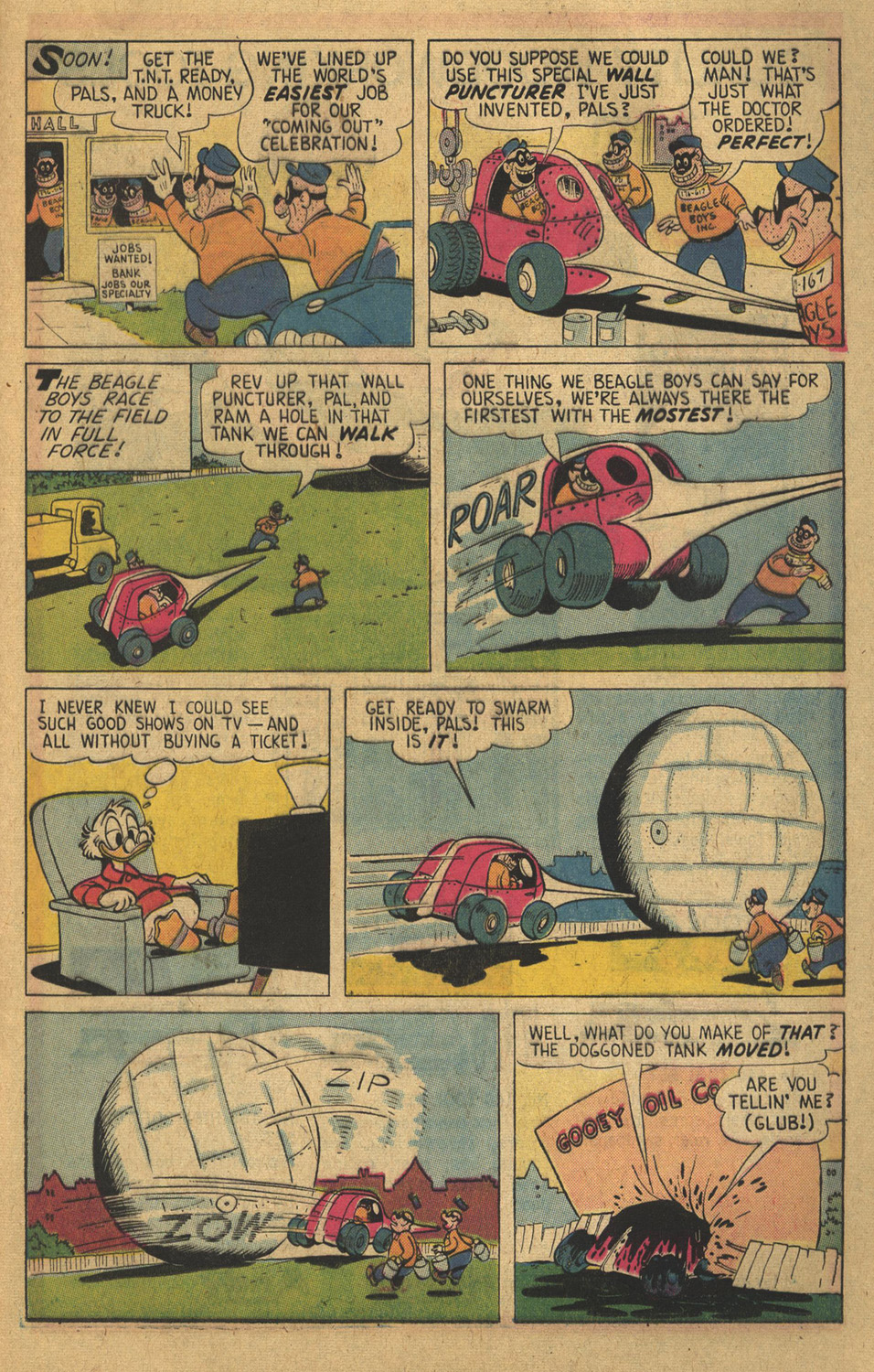 Read online Uncle Scrooge (1953) comic -  Issue #136 - 17