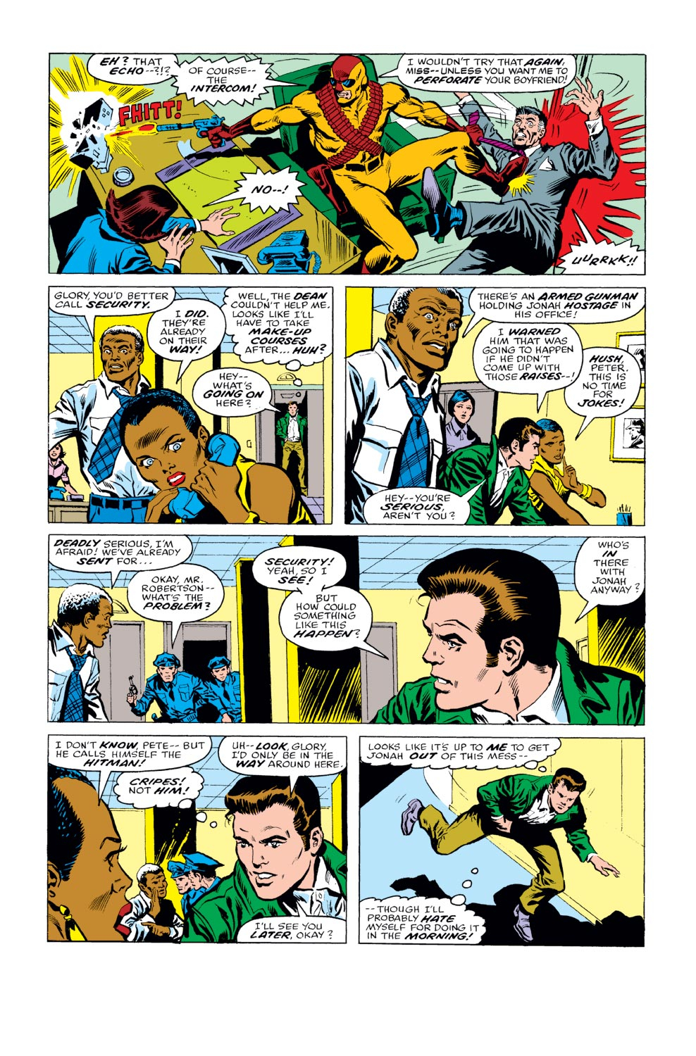 The Amazing Spider-Man (1963) 174 Page 10