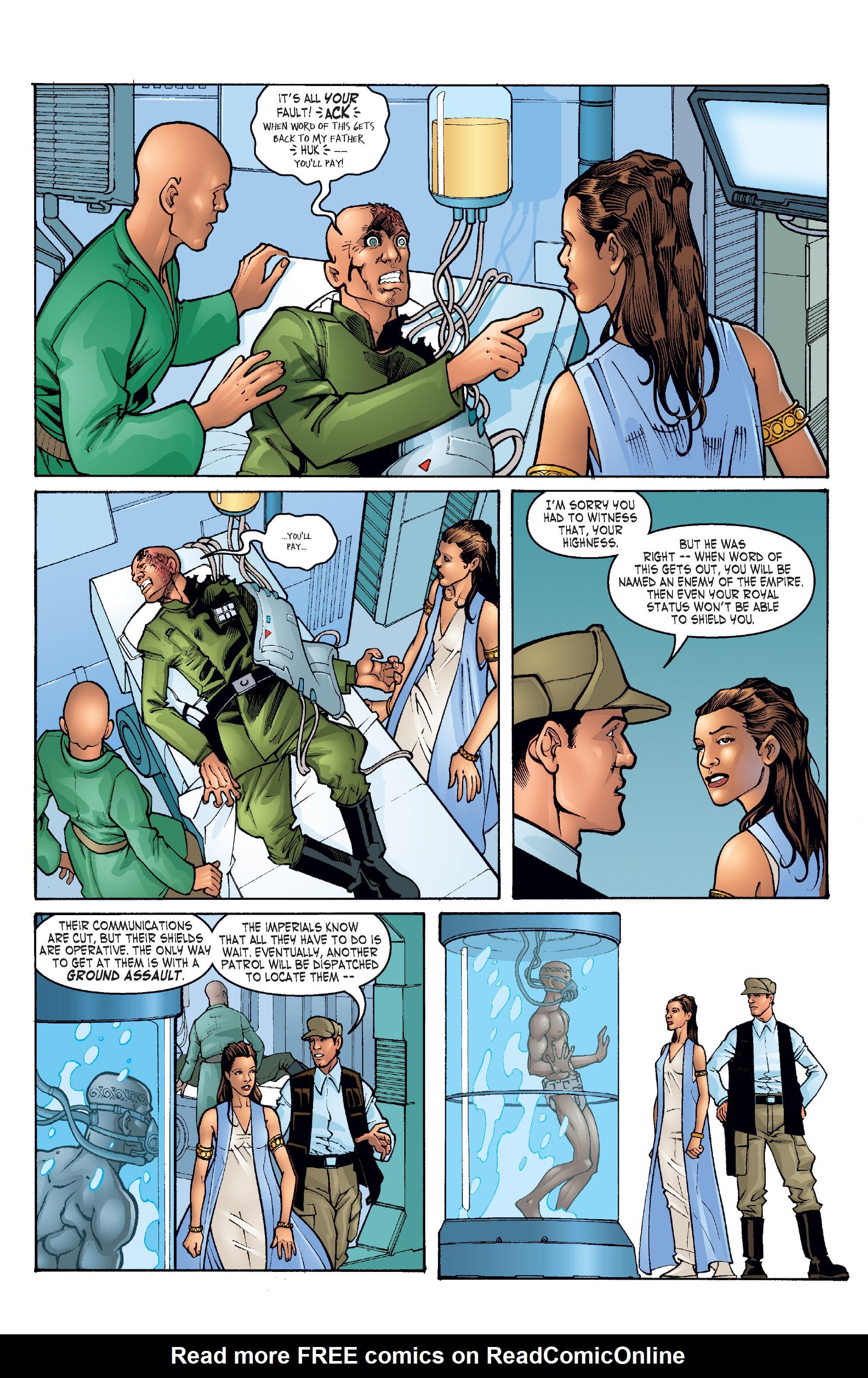 Read online Star Wars Omnibus comic -  Issue # Vol. 17 - 130