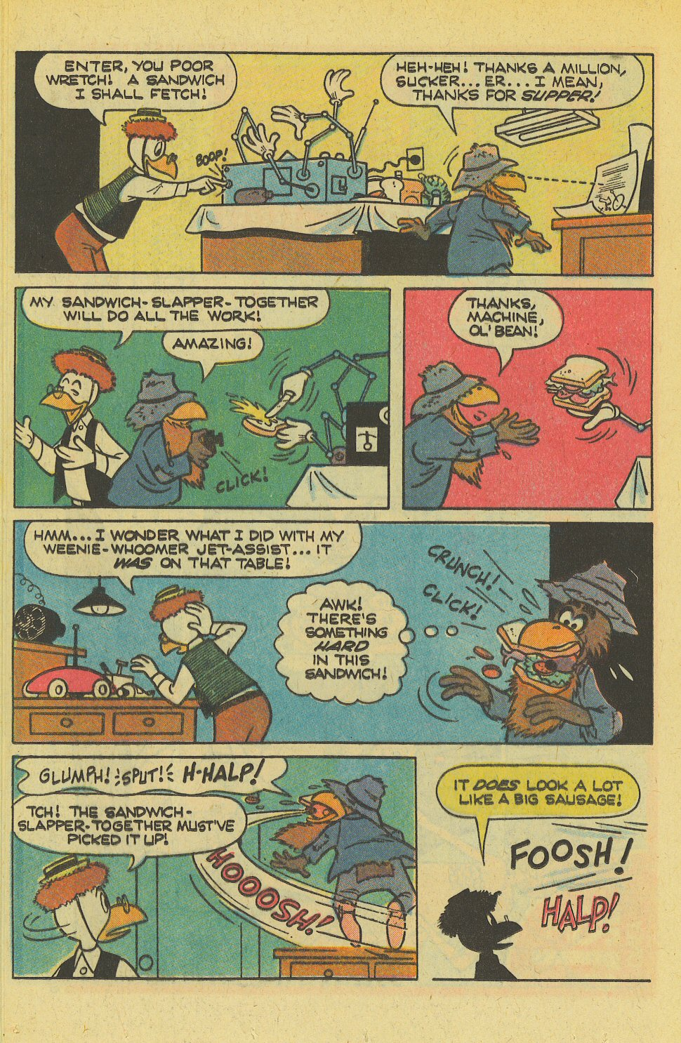Read online Uncle Scrooge (1953) comic -  Issue #163 - 24