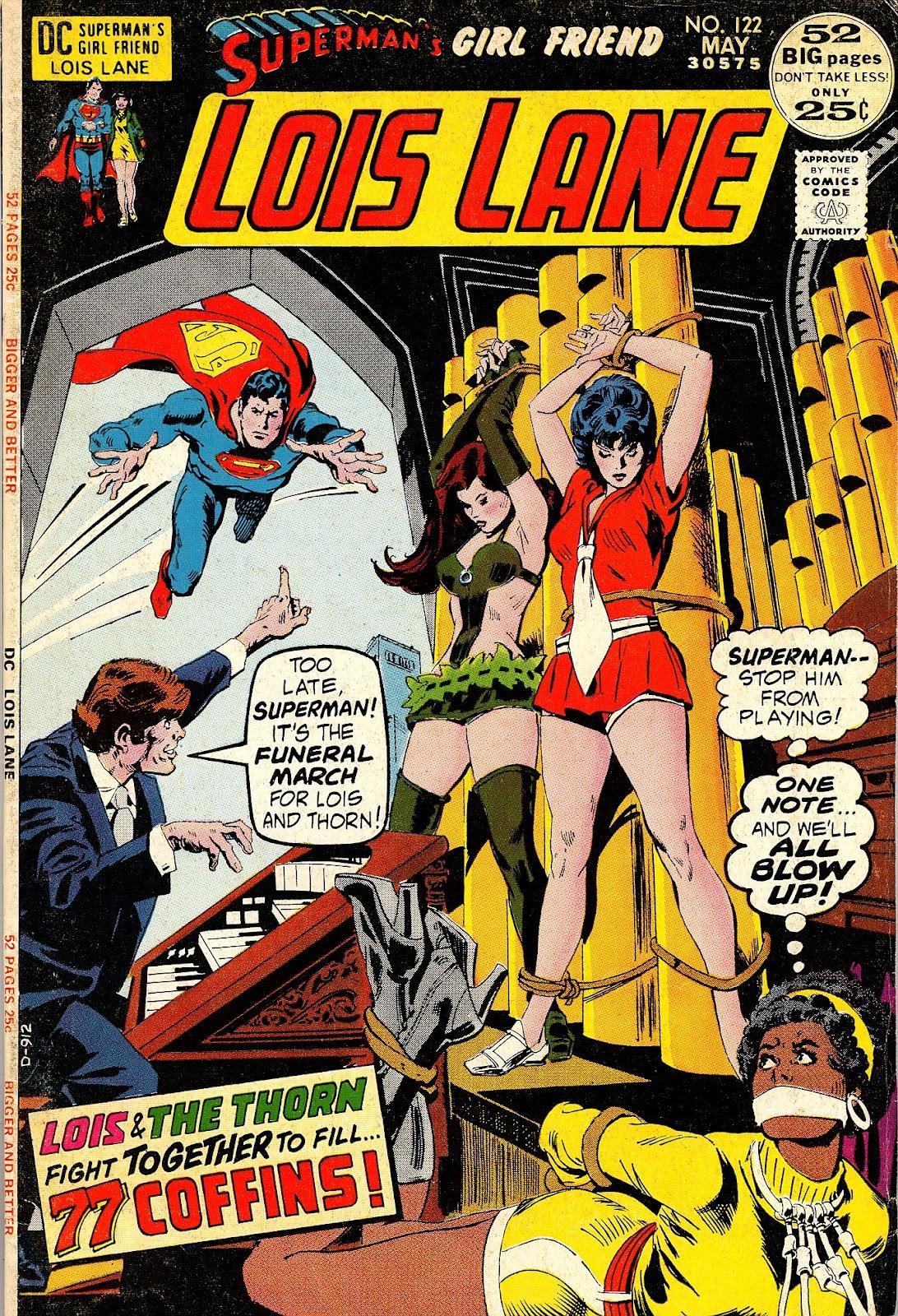 Supermans Girl Friend, Lois Lane 122 Page 1