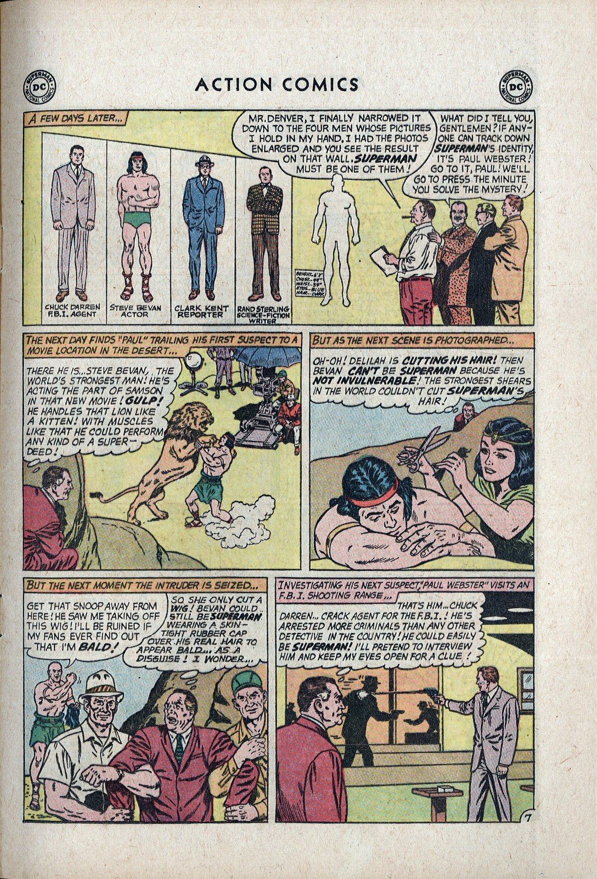 Action Comics (1938) 297 Page 8