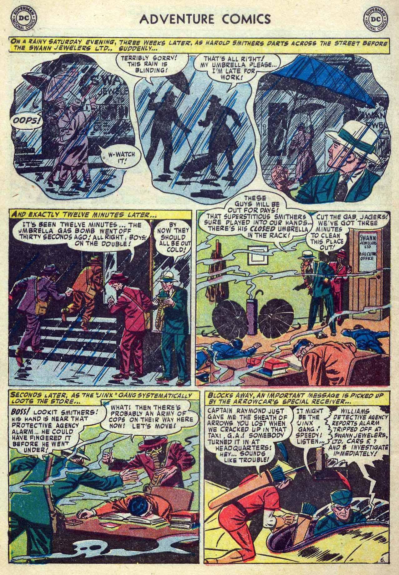 Read online Adventure Comics (1938) comic -  Issue #180 - 40