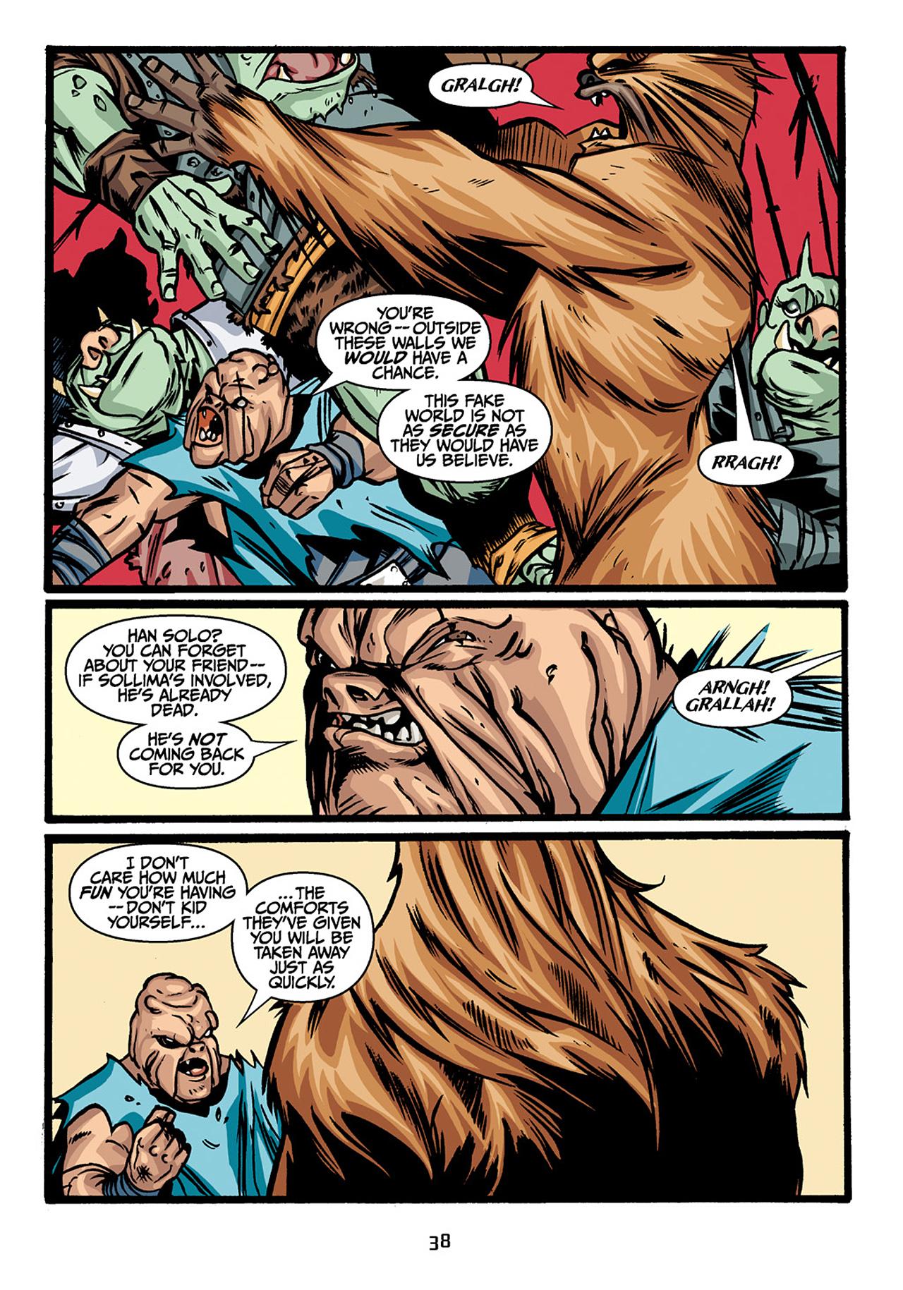 Read online Star Wars Omnibus comic -  Issue # Vol. 33 - 40