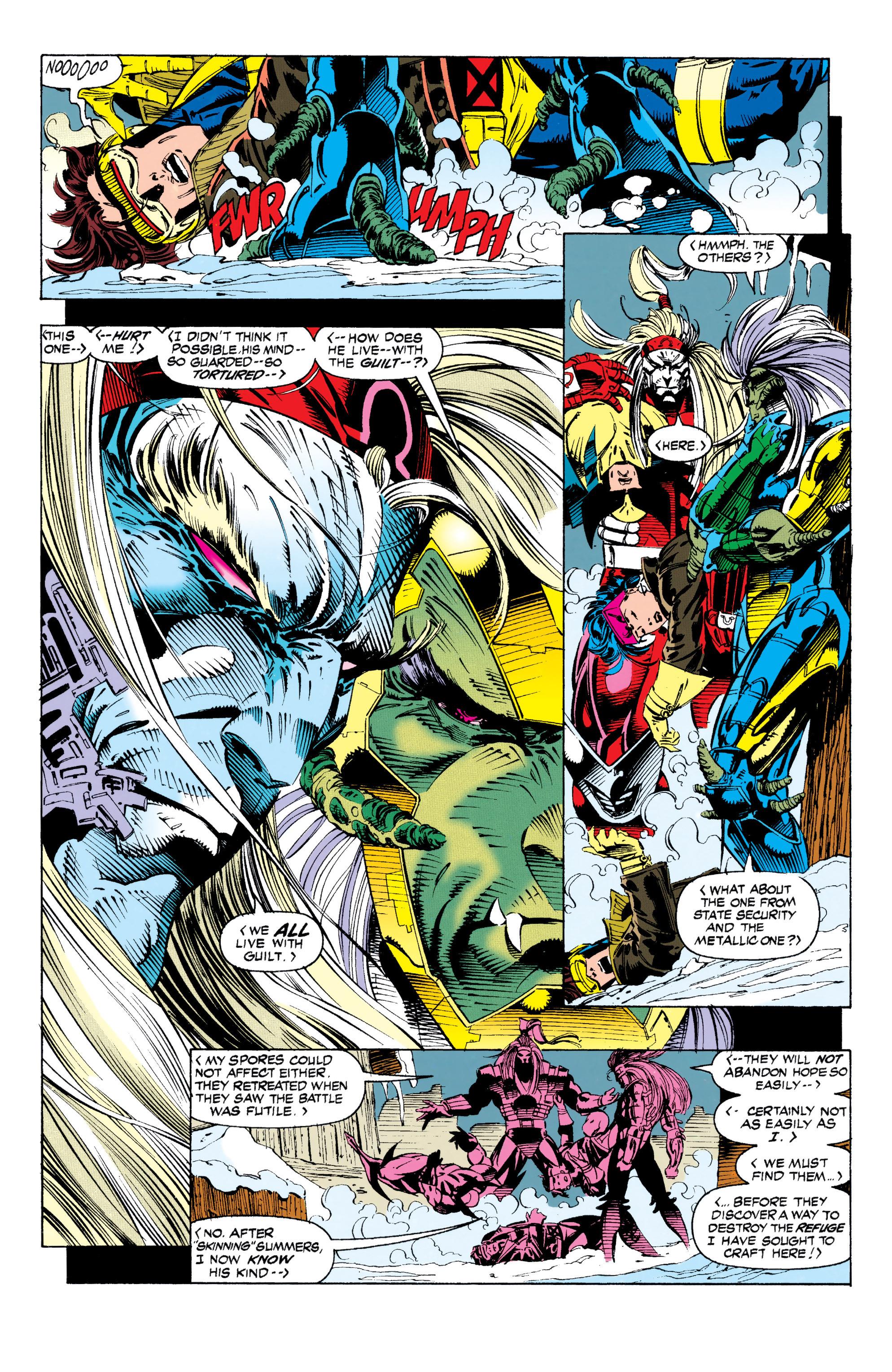 X-Men (1991) 18 Page 16