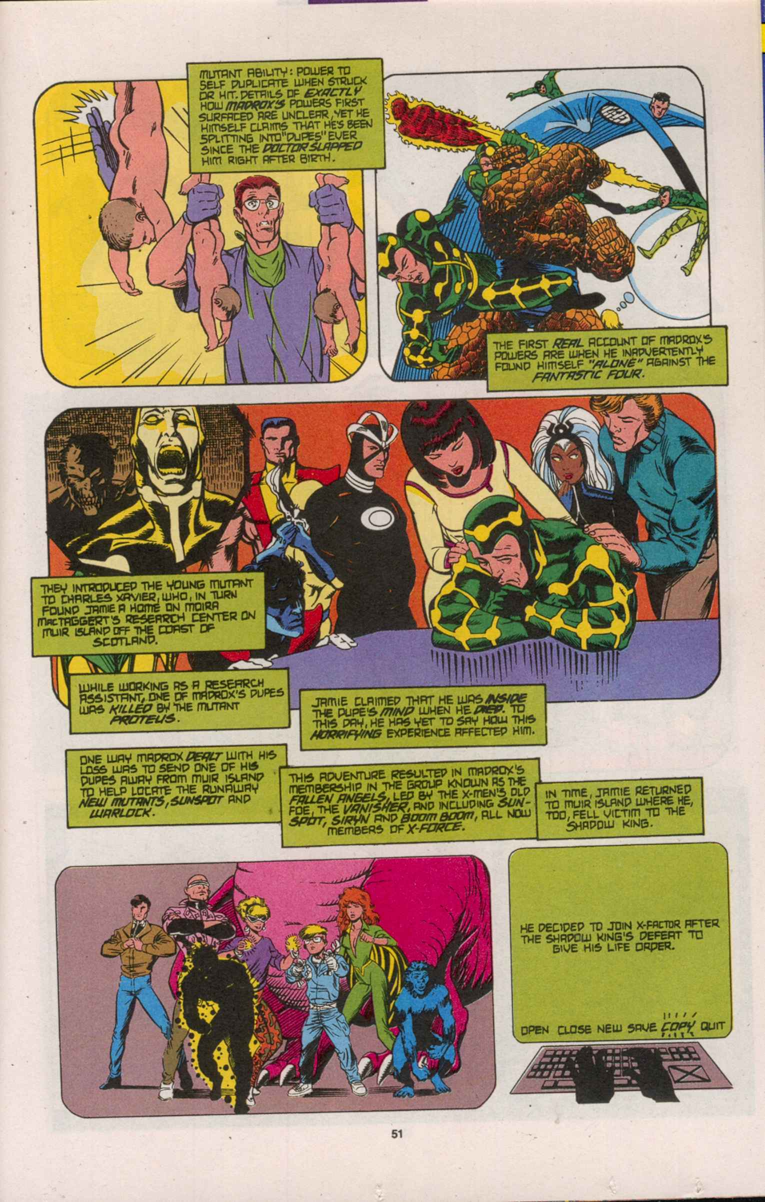 Read online X-Factor (1986) comic -  Issue # _ Annual 8 - 46
