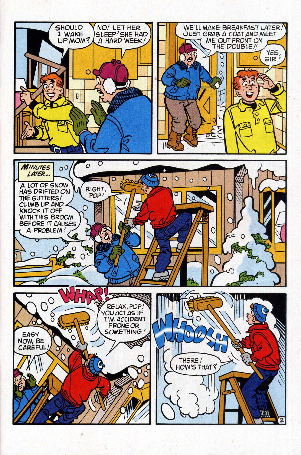 Read online Archie (1960) comic -  Issue #530 - 21