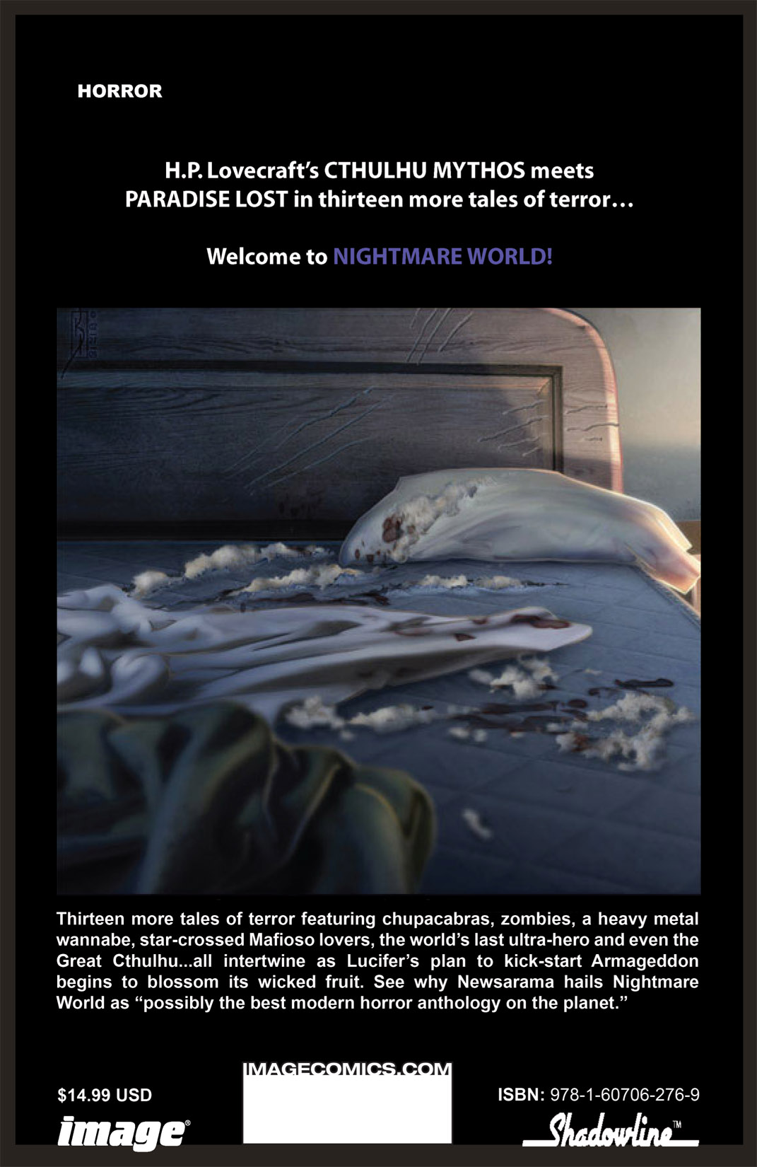 Read online Nightmare World comic -  Issue # Vol. 2 Leave the Light On - 129