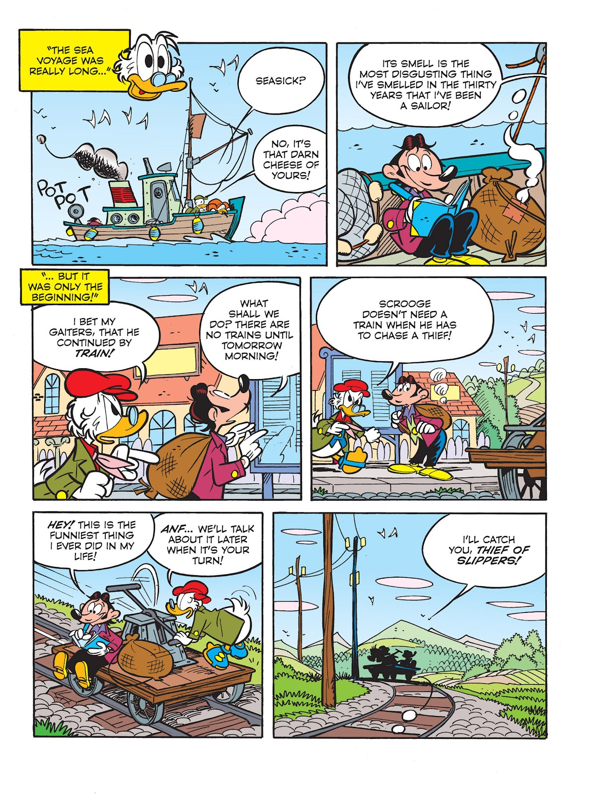 All of Scrooge McDuck's Millions Issue #6 #6 - English 15