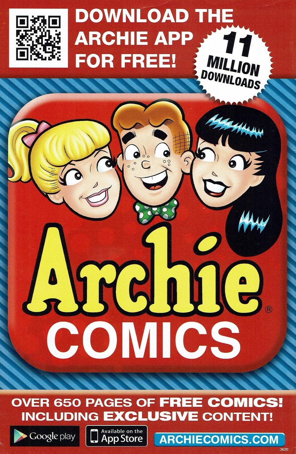 Read online Kevin Keller comic -  Issue #9 - 37