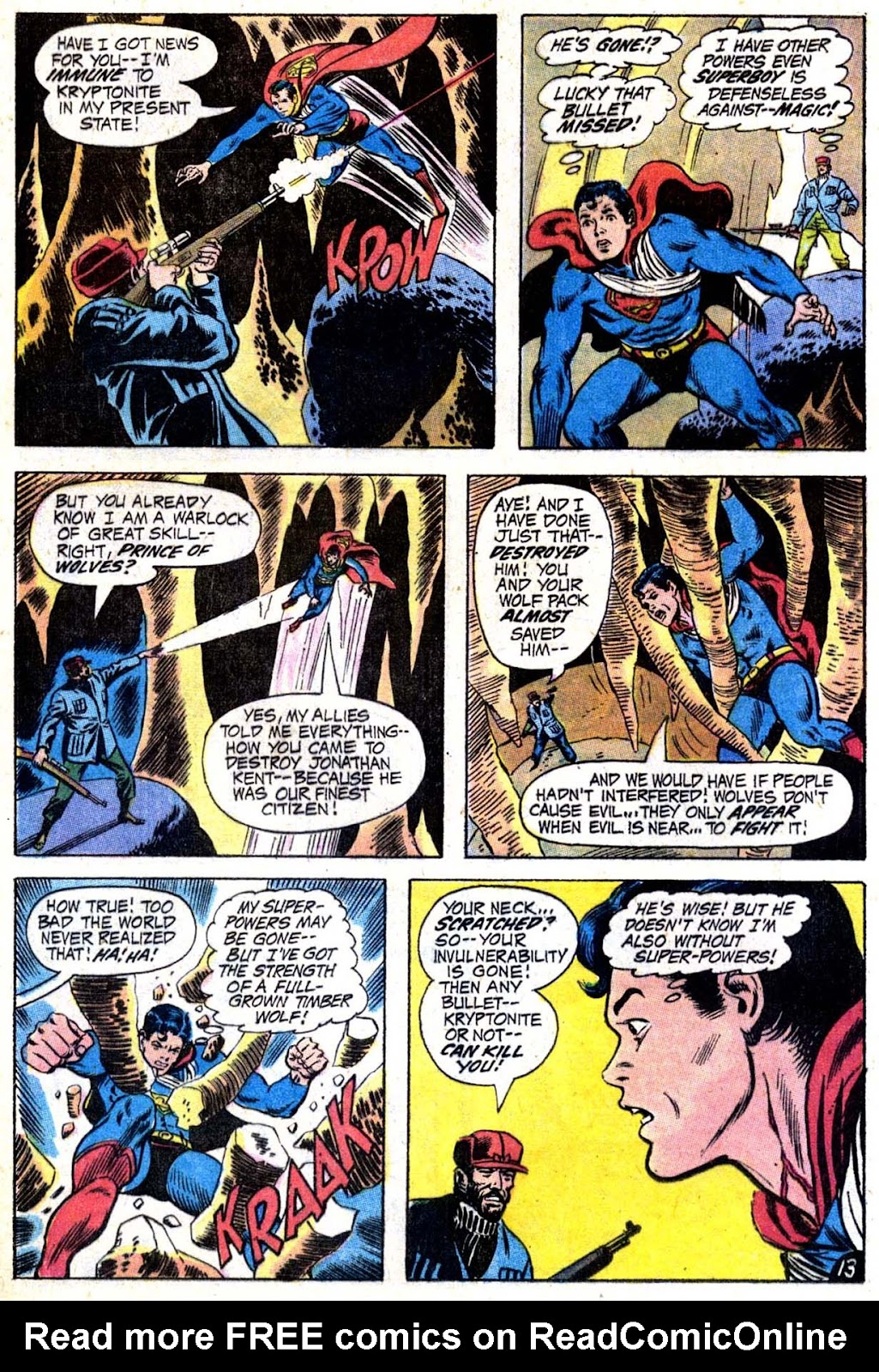 Superboy (1949) issue 180 - Page 13